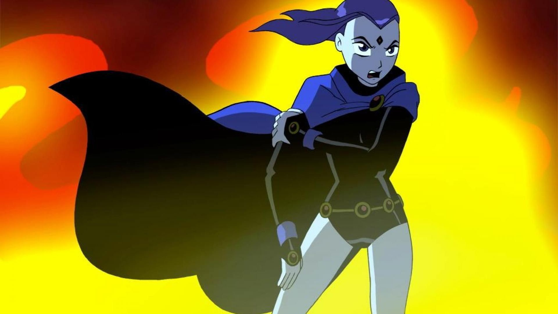 Res: 1920x1080, HD Wallpaper and background photos of Raven for fans of Teen Titans images.