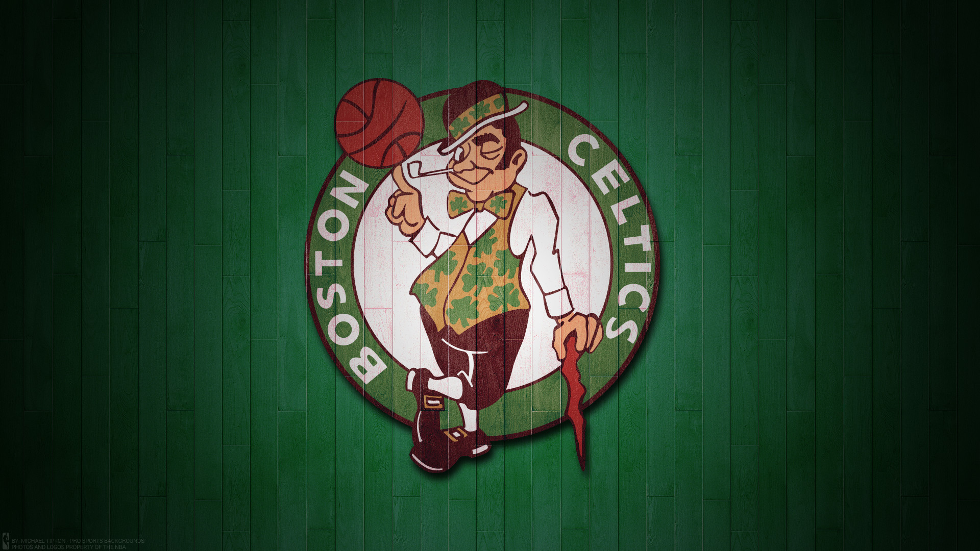 Res: 1920x1080, Boston Celtics 2017 nba basketball team logo hardwood wallpaper free for  mac and desktop pc computer