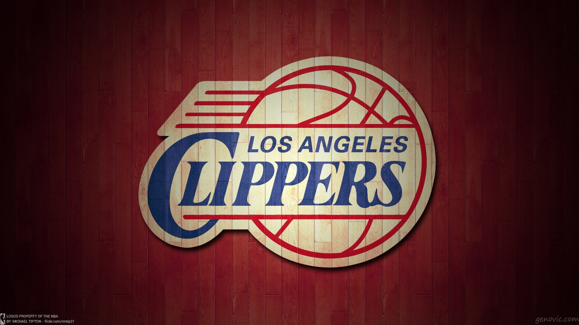 Res: 1920x1080, LOS ANGELES CLIPPERS Basketball Nba logo wallpaper Wallpapers HD / Desktop  and Mobile Backgrounds