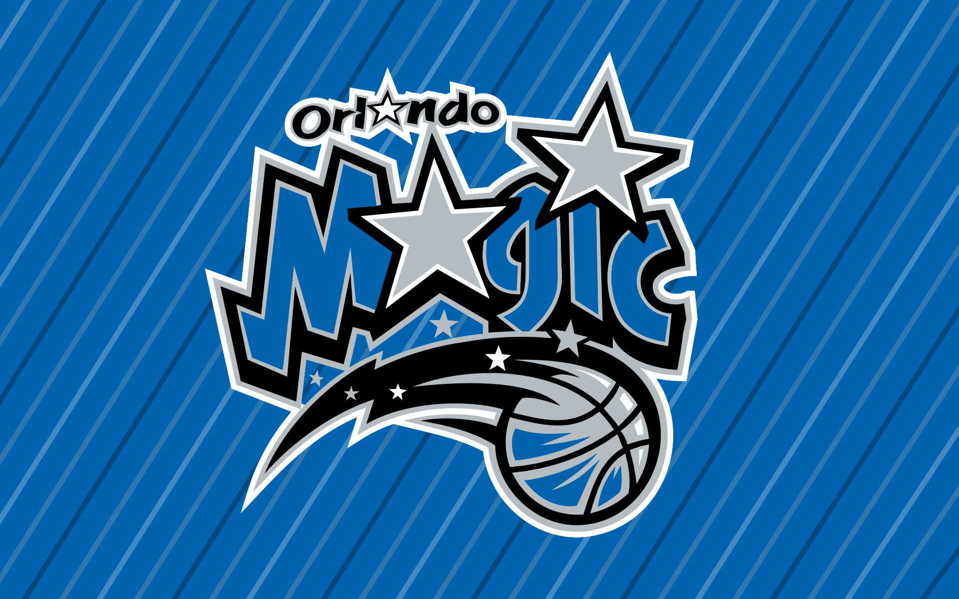 Res: 1920x1200, NBA Orlando Magic Custom Alternative Logo  Full HD 1610
