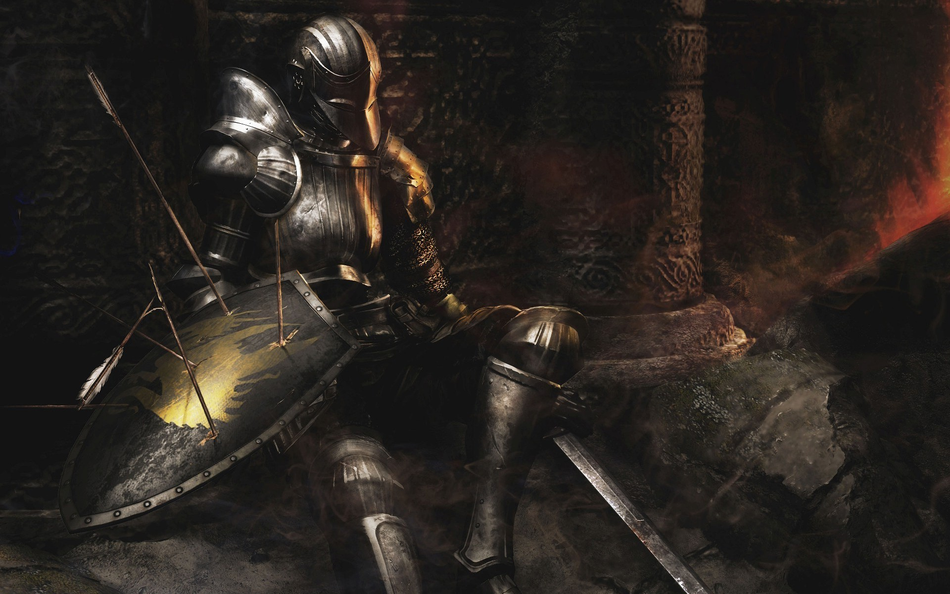 Res: 1920x1200, Demon's Souls HD Wallpapers 7 - 1920 X 1200