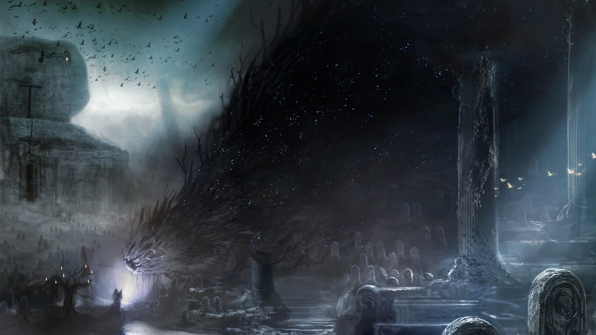 Res: 1920x1080, Demon's Souls Video Game · HD Wallpaper | Background Image ID:206864