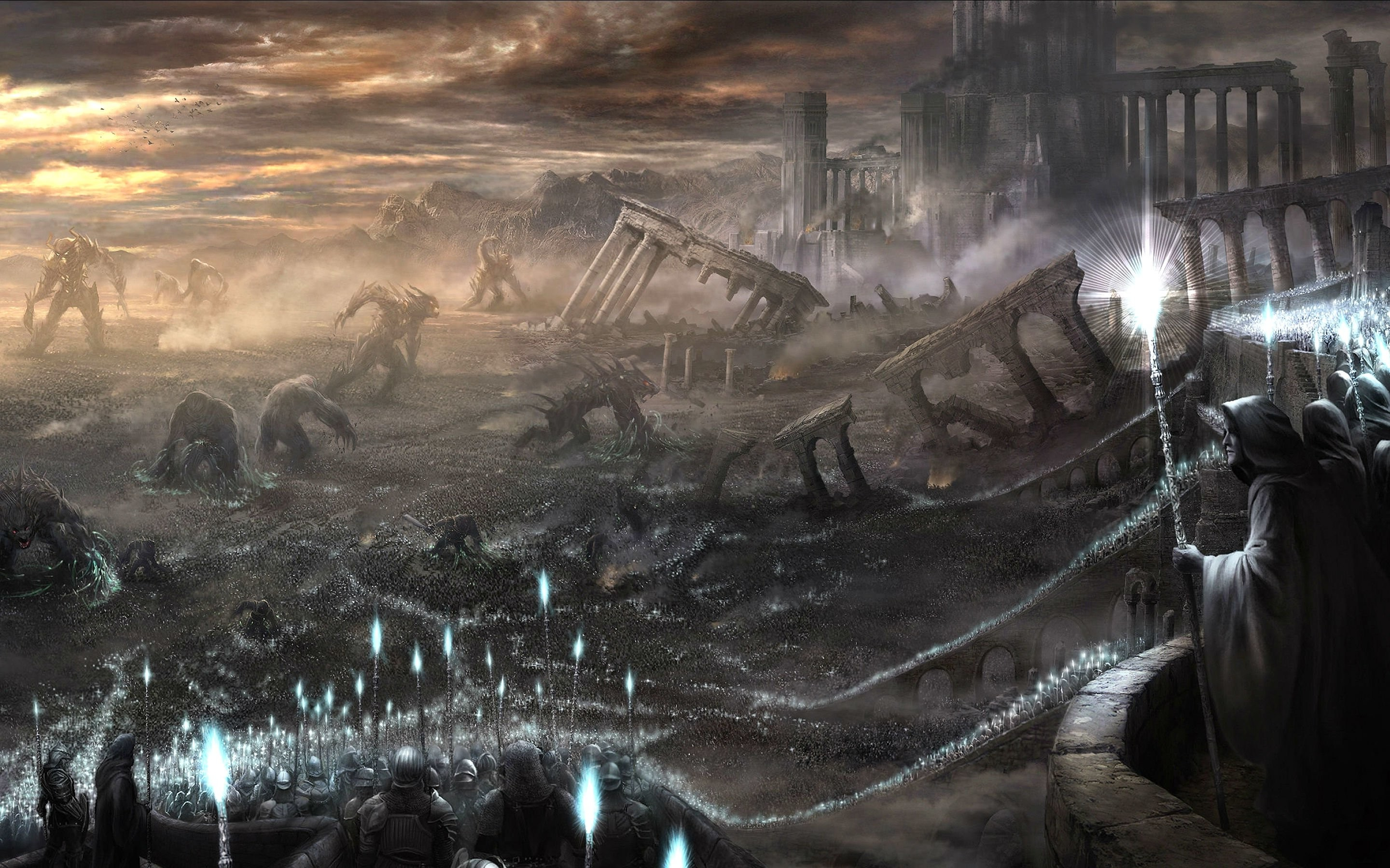 Res: 2880x1800, Demon's Souls HD Wallpapers 26 - 2880 X 1800