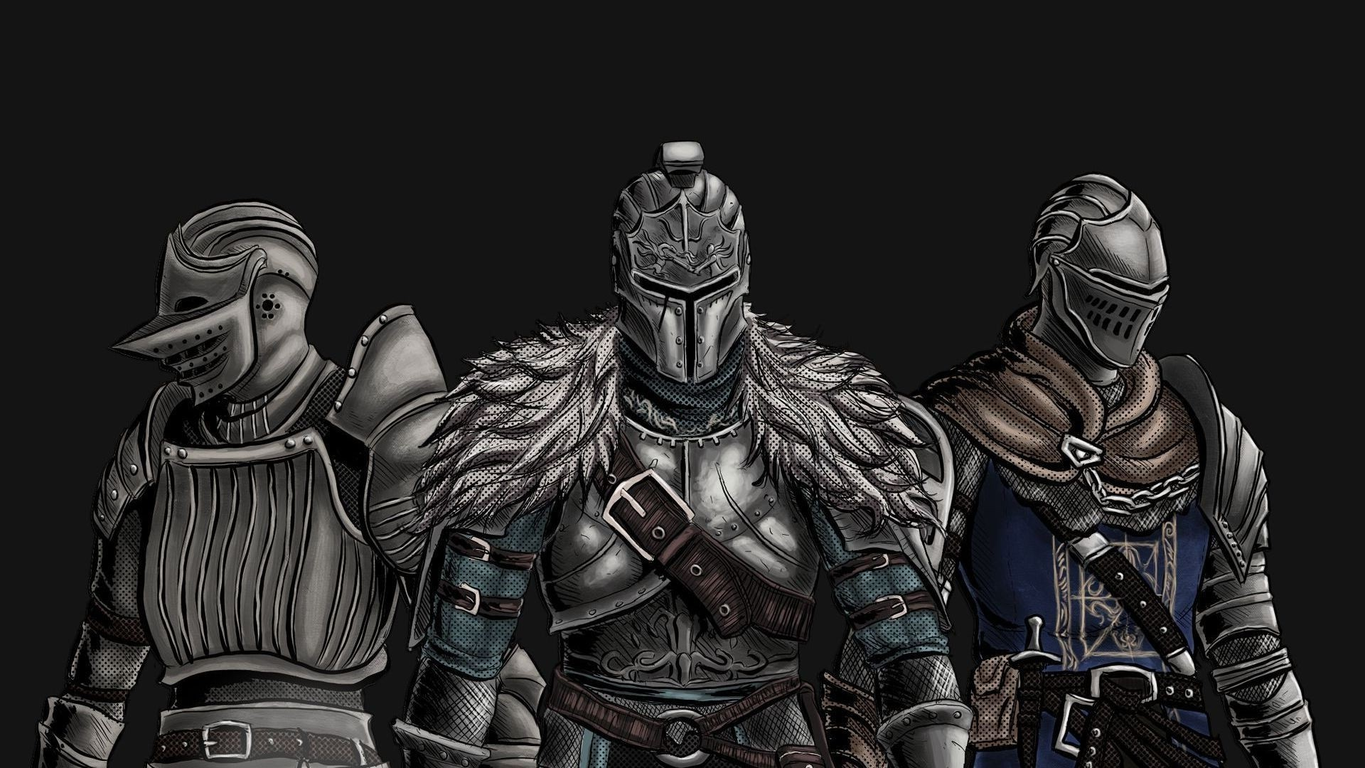 Res: 1920x1080, Demon's Souls HD Wallpapers 14 - 1920 X 1080