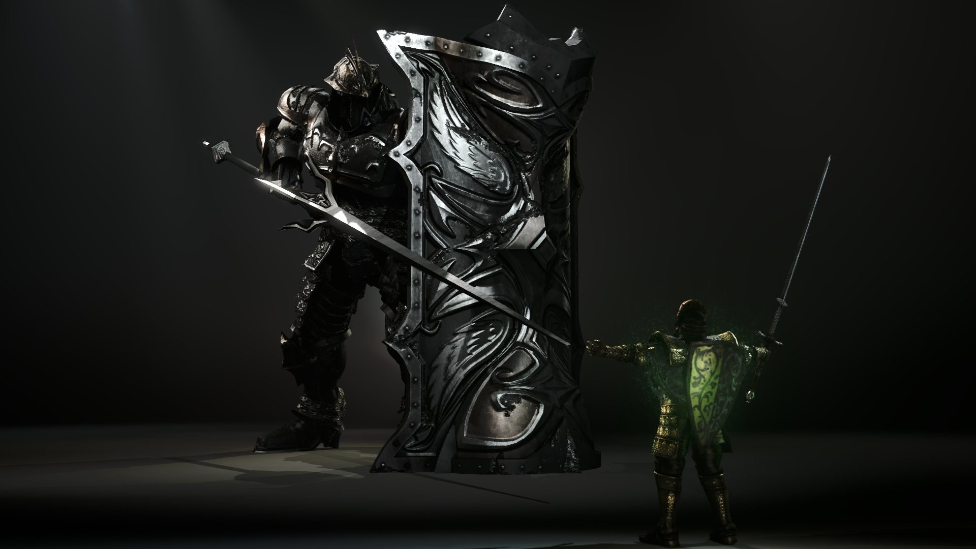 Res: 1920x1080, Demon's Souls HD Wallpapers 18 - 1920 X 1080