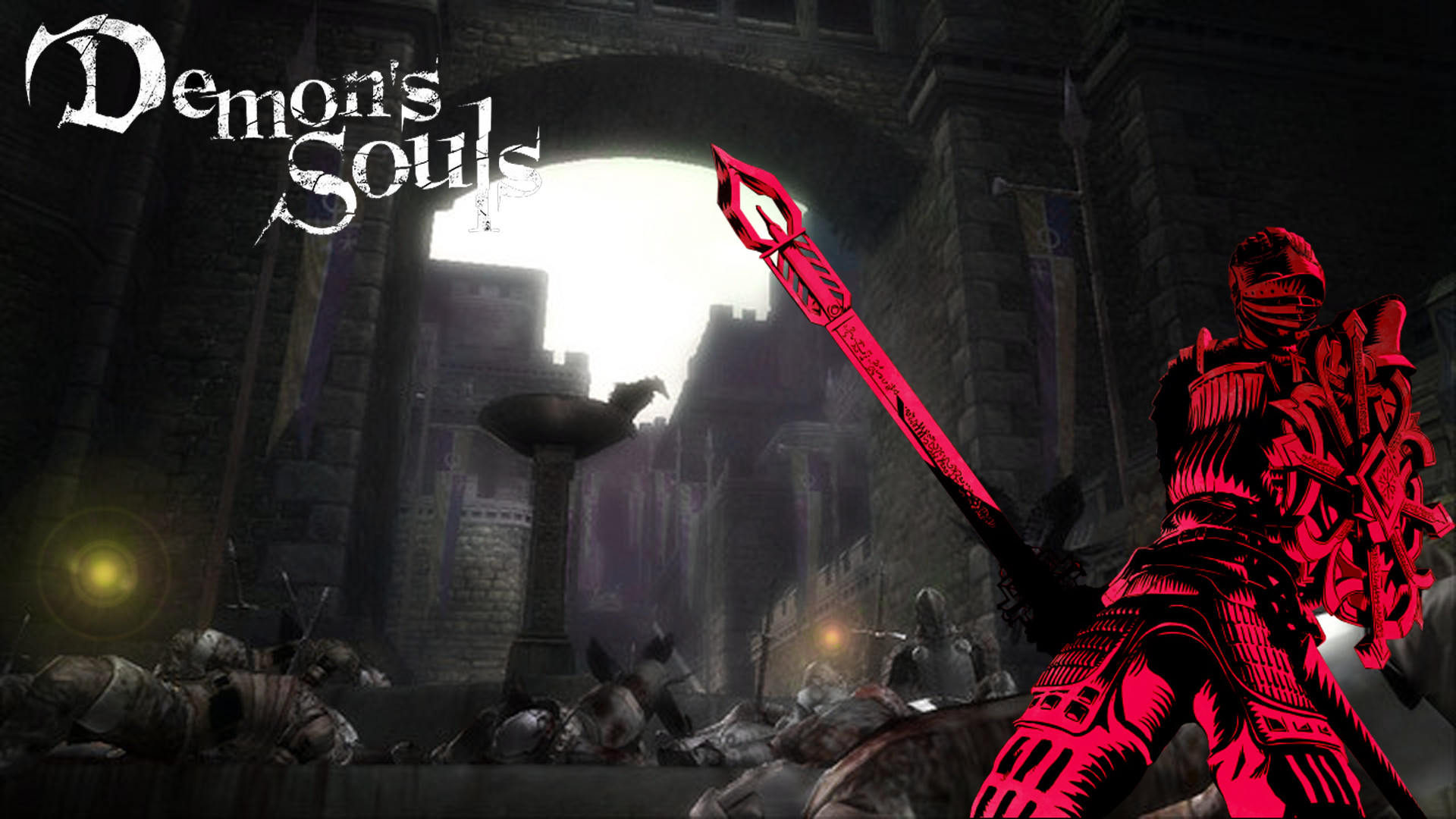 Res: 1920x1080, demons souls ps3
