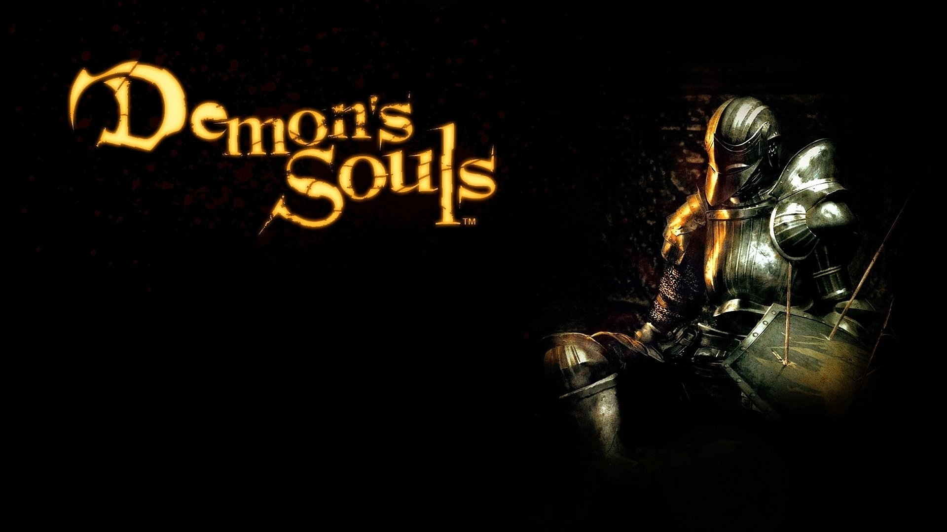 Res: 1920x1080, Computerspiele - Demon's Souls Wallpaper
