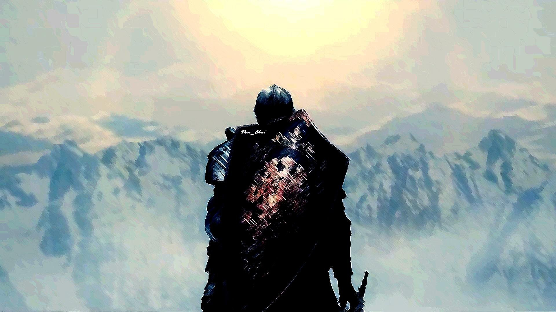 Res: 1920x1080, Video Game - Dark Souls Wallpaper
