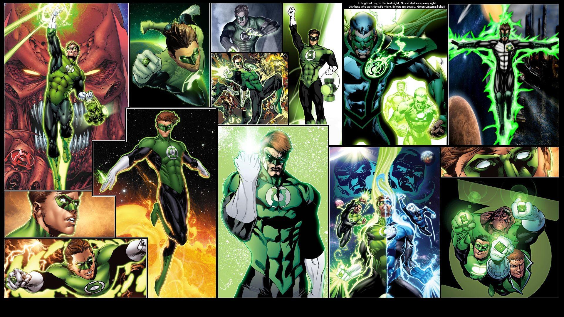 Res: 1920x1080, Green Lantern