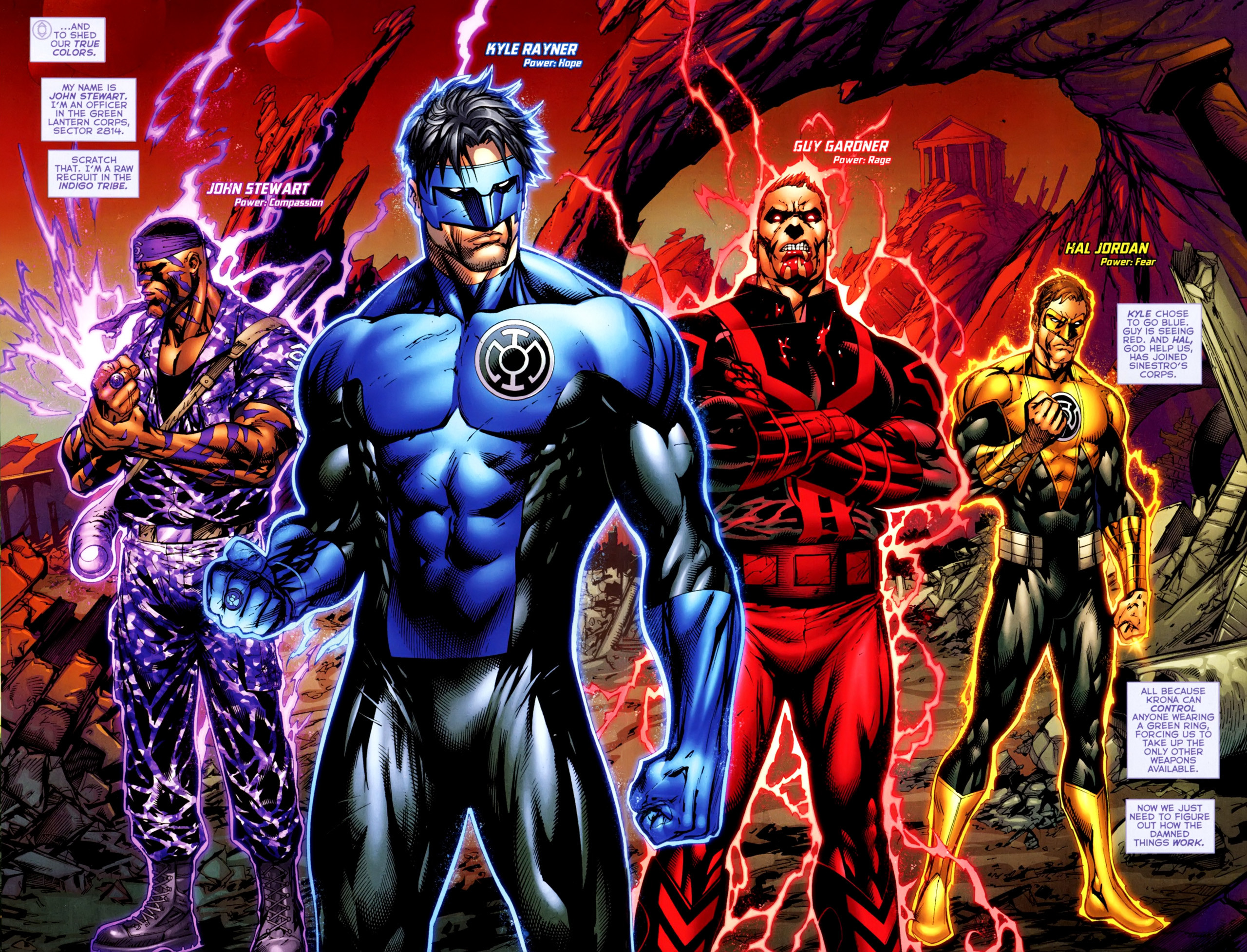 Res: 2560x1955, Yellow Lantern Corps High Quality Background on Walls Cover