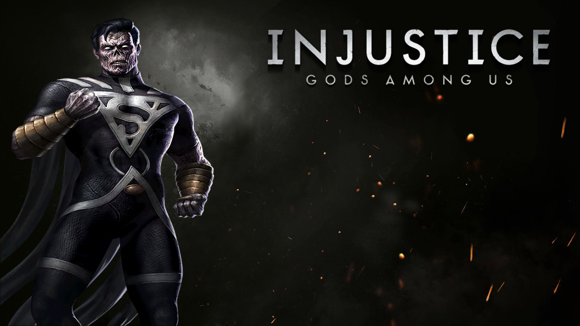 Res: 1920x1080, 1024 x 1024 Source · Injustice Gods Among Us How to unlock Blackest Night  Superman