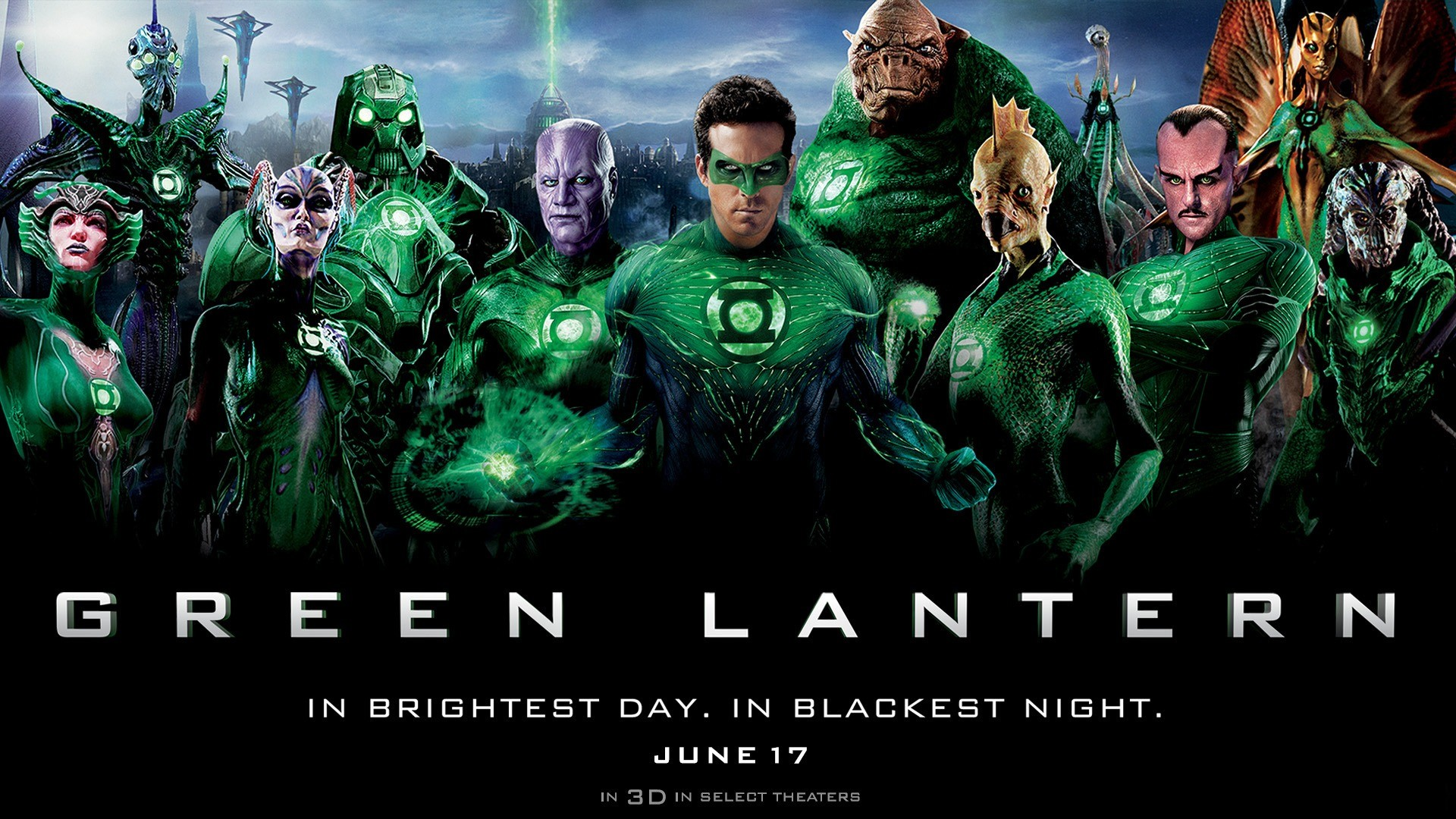 Res: 1920x1080, 2011 Green Lantern HD wallpapers #9 - .