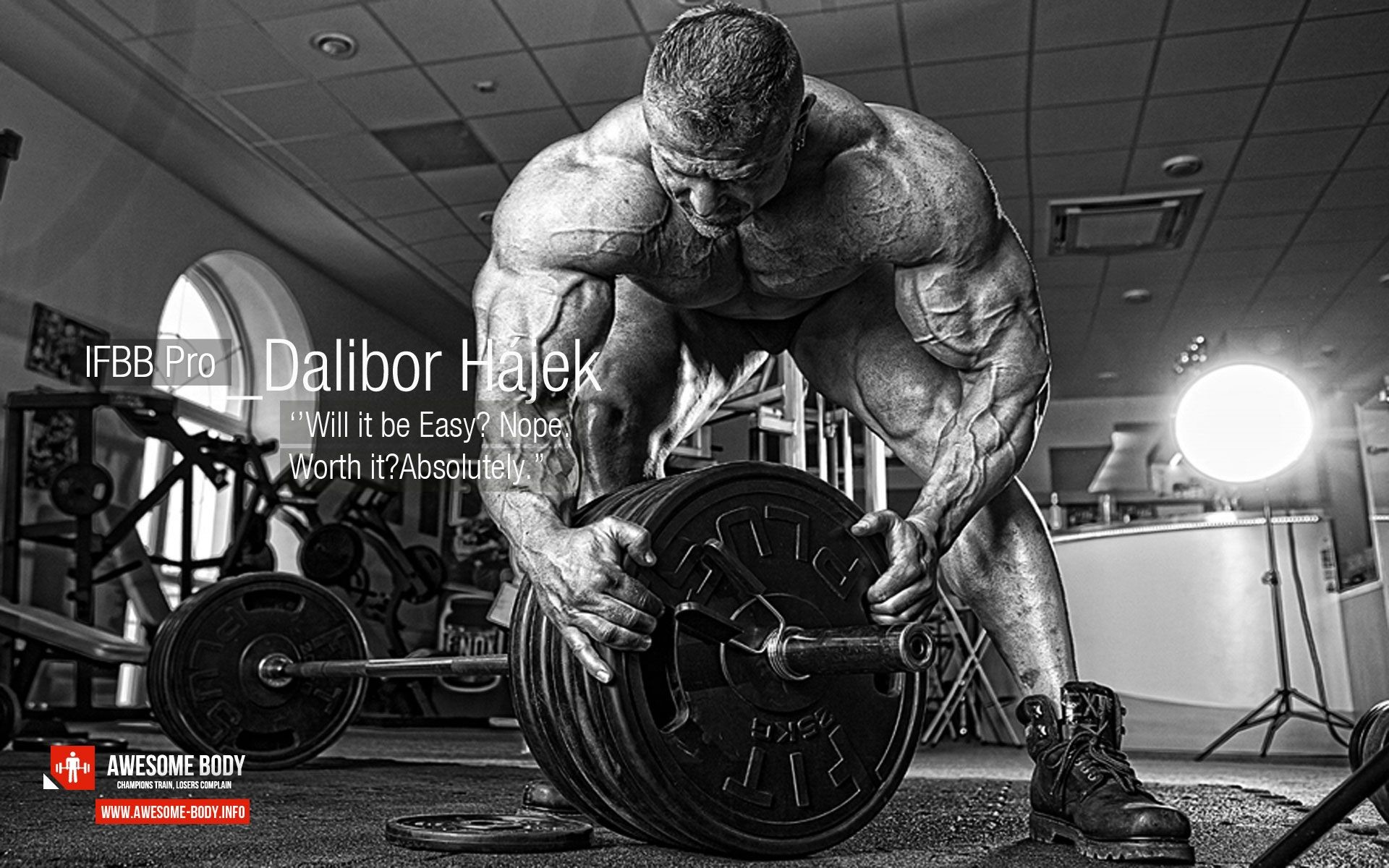 Res: 1920x1200, HD Wallpapers - - Dalibor Hajek - Bodybuilding News & Tips - Health &  Nutrition - Motivation - Wallpapers - Pictures