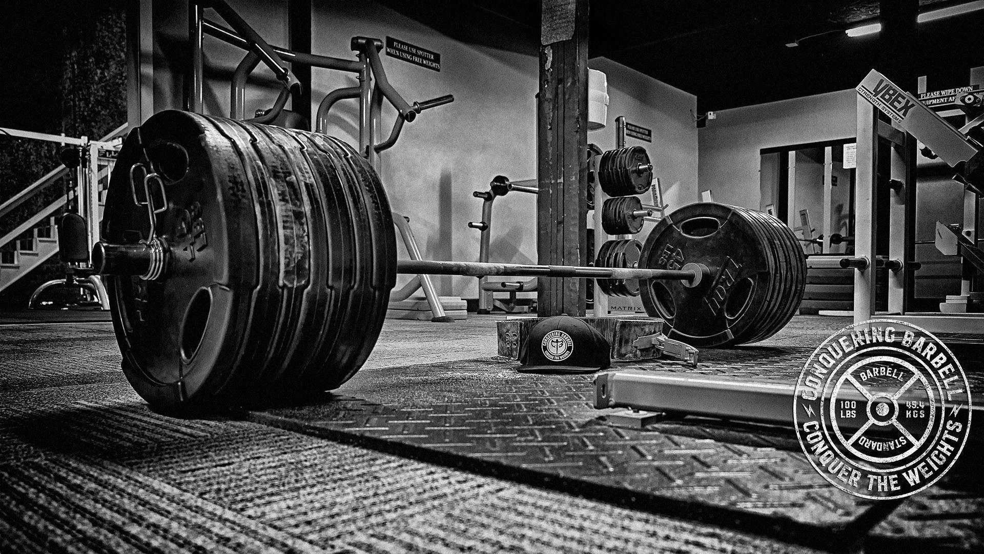 Res: 1920x1080, CONQUER THE WEIGHTS