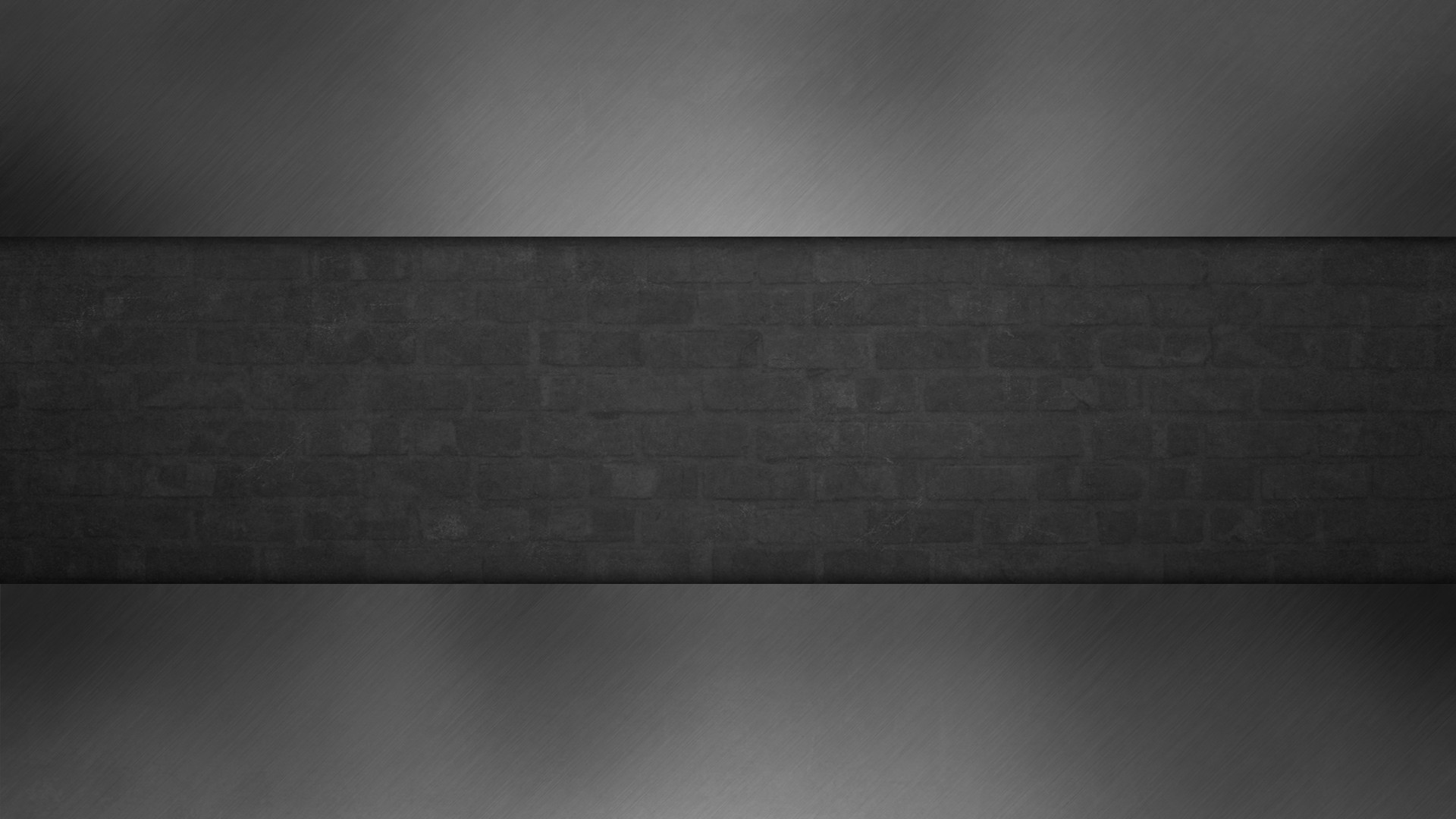 Res: 1920x1080, Brick band on steel