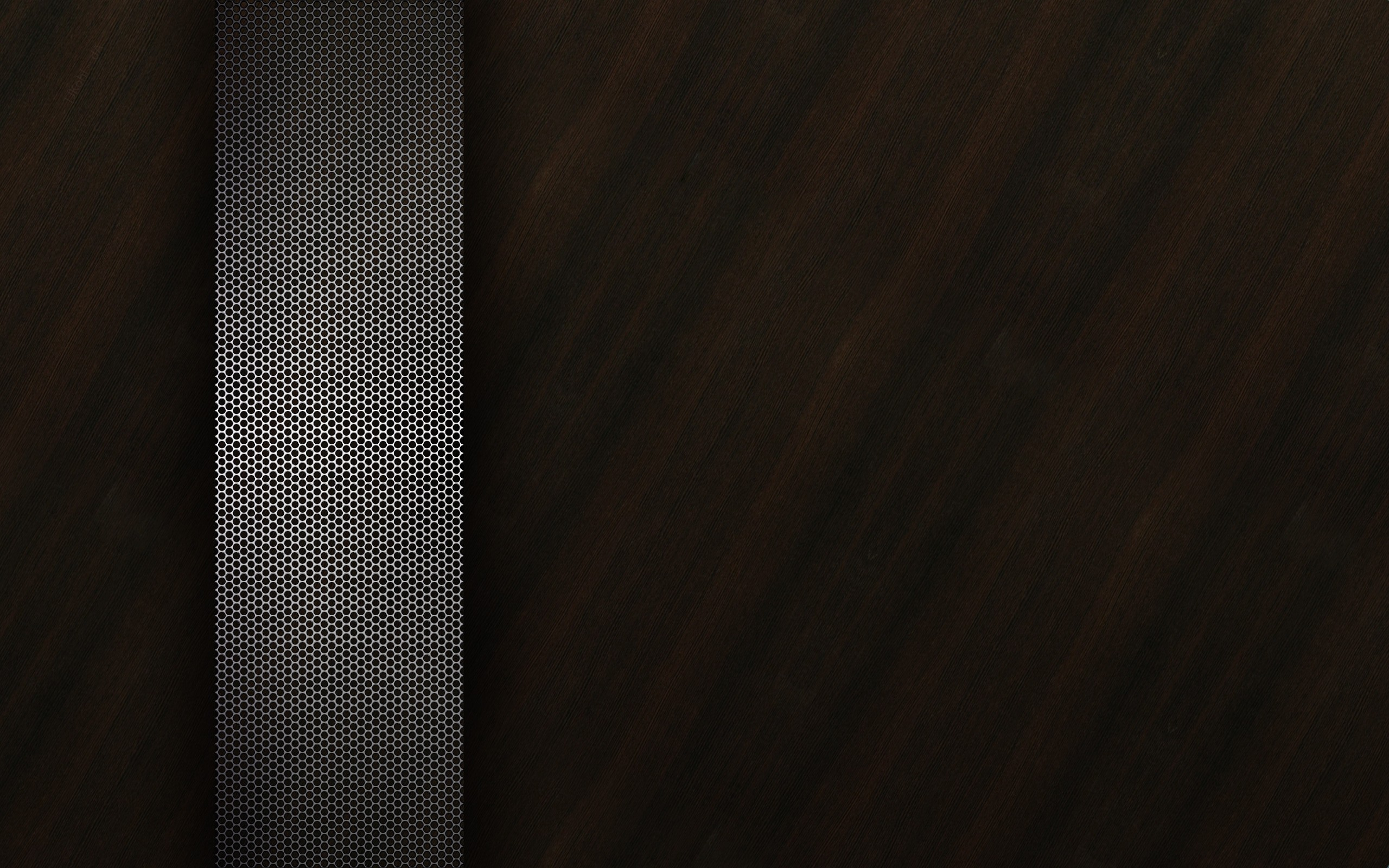 Res: 2560x1600, Steel textures wood wallpaper