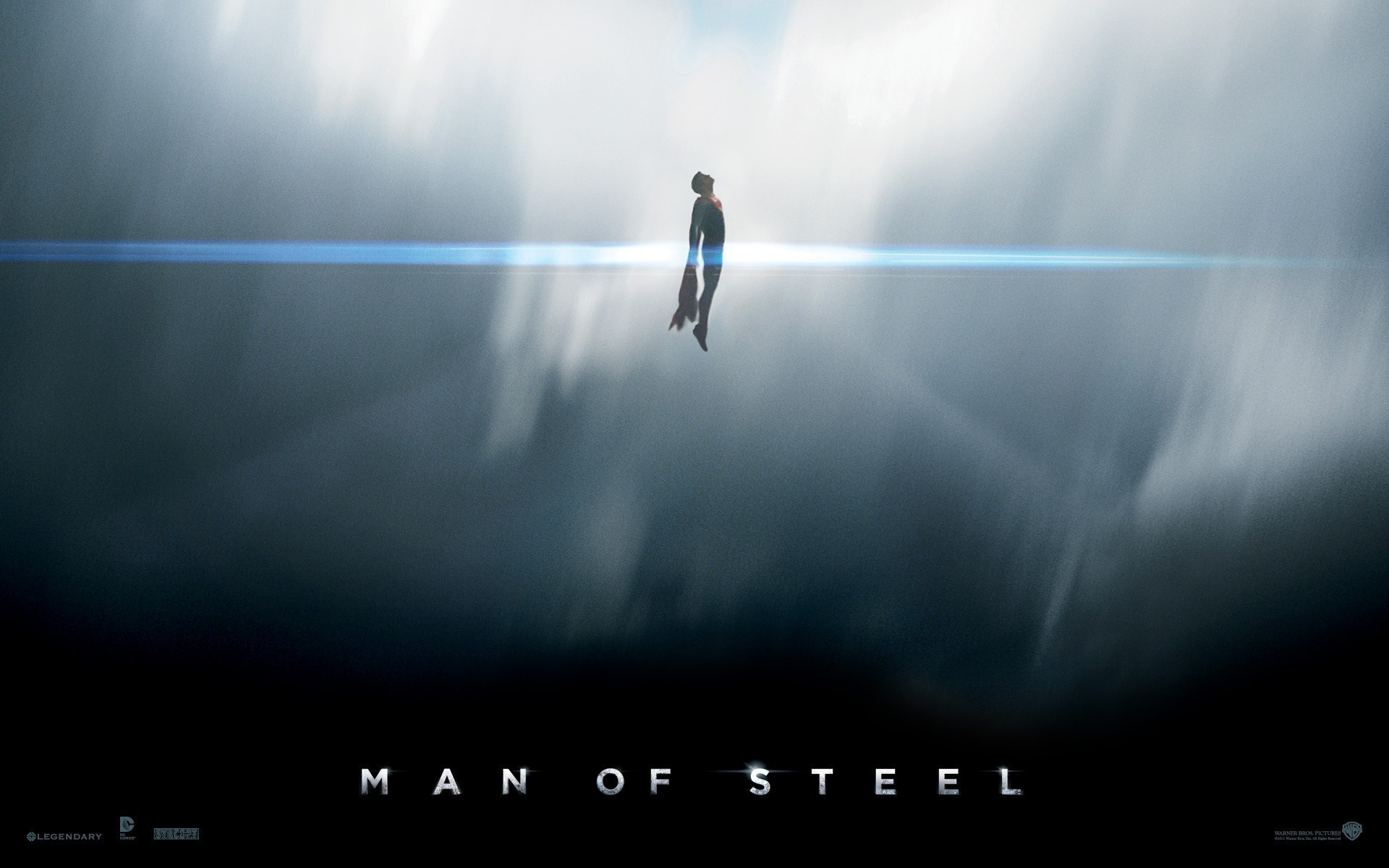 Res: 1920x1200, Man of steel wallpaper