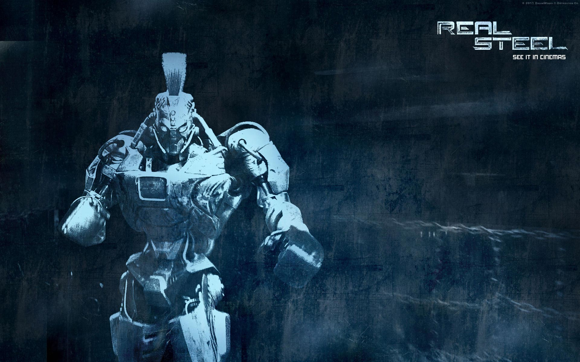 Res: 1920x1200, Real Steel Wallpaper #5