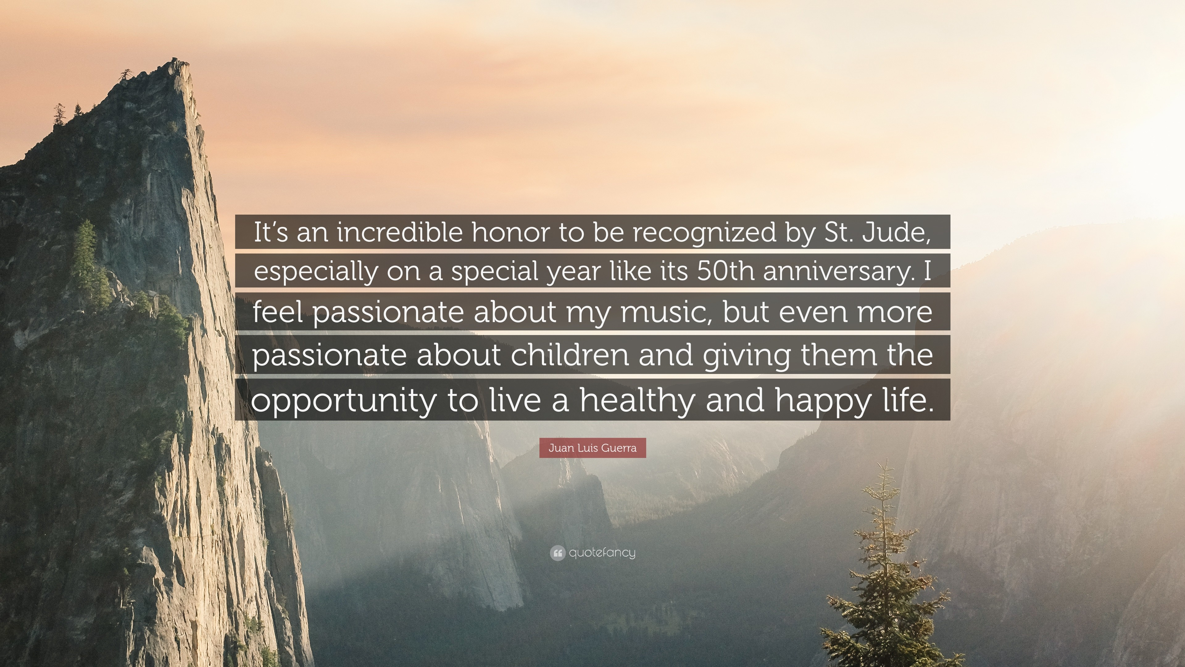 "Res: 3840x2160, Juan Luis Guerra Quote: ""It's an incredible honor to be recognized by St."