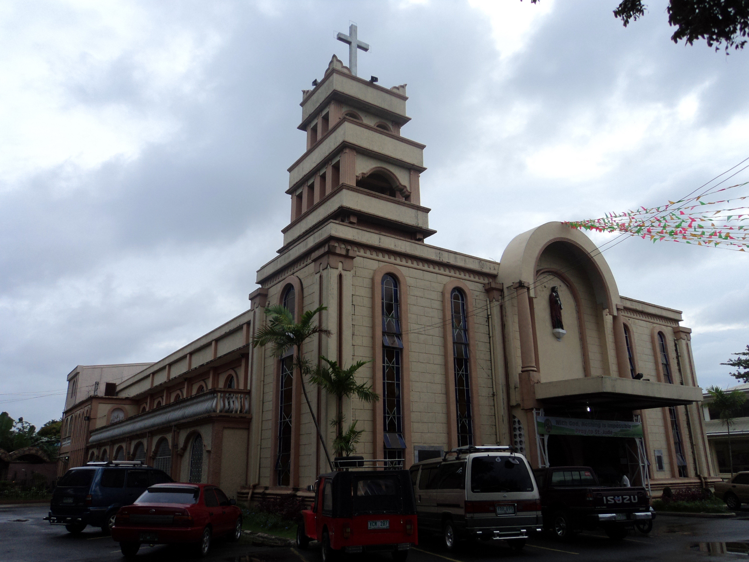 Res: 2592x1944, File St Jude Thaddeus Parish 2 Lucena City Jpg Wikimedia Commons
