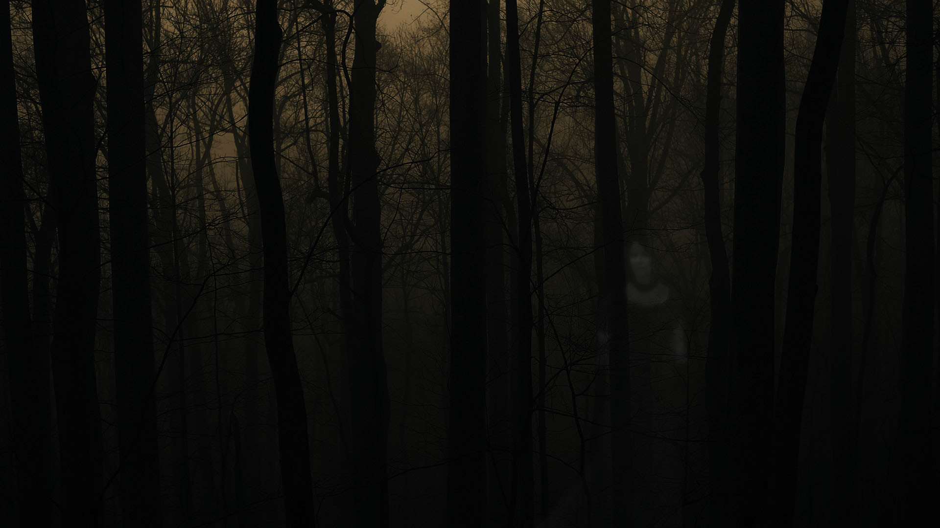 Res: 1920x1080, Holiday - Halloween Spooky Haunted Ghost Wallpaper
