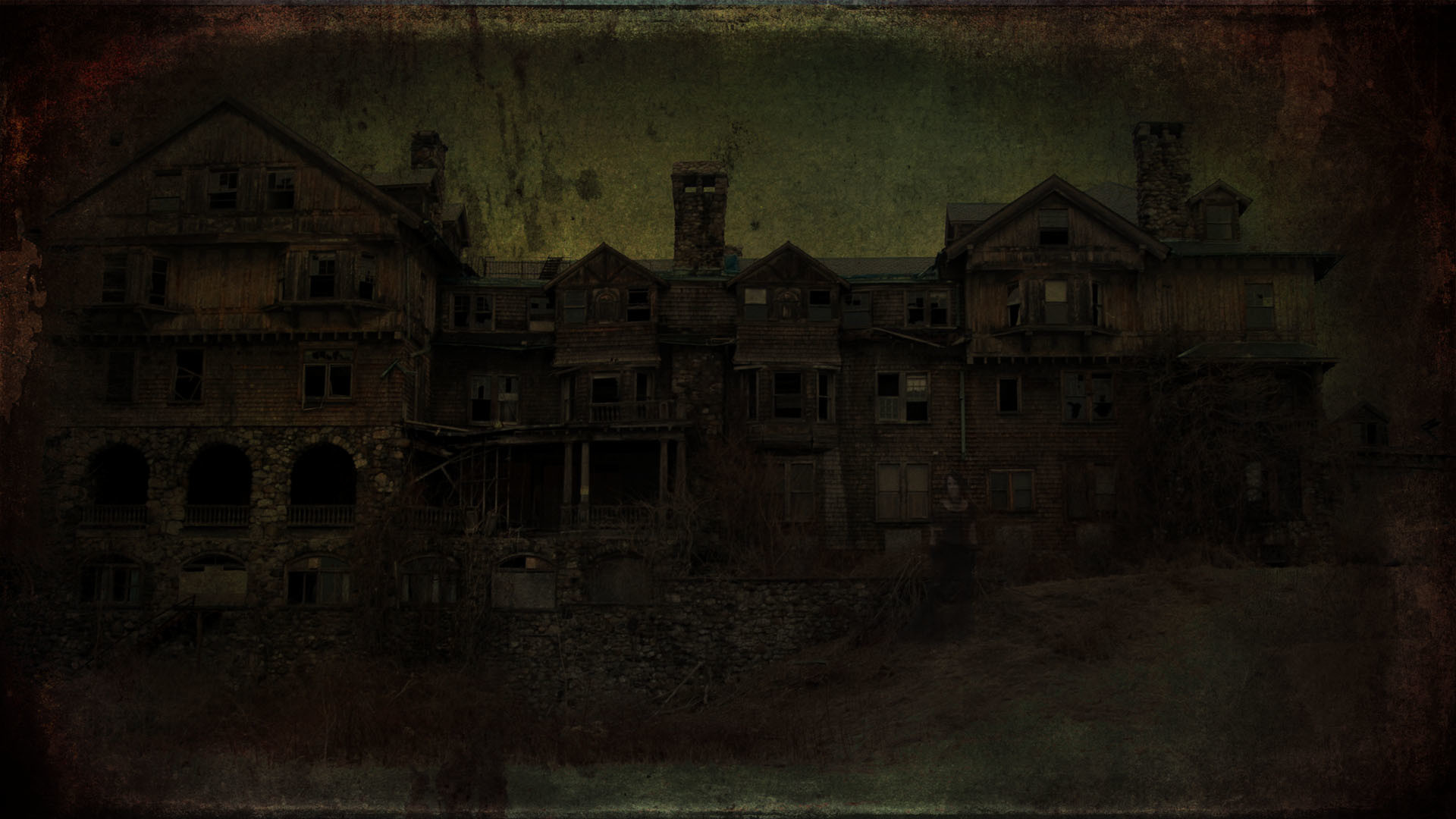Res: 1920x1080, Previous: Haunted House ...