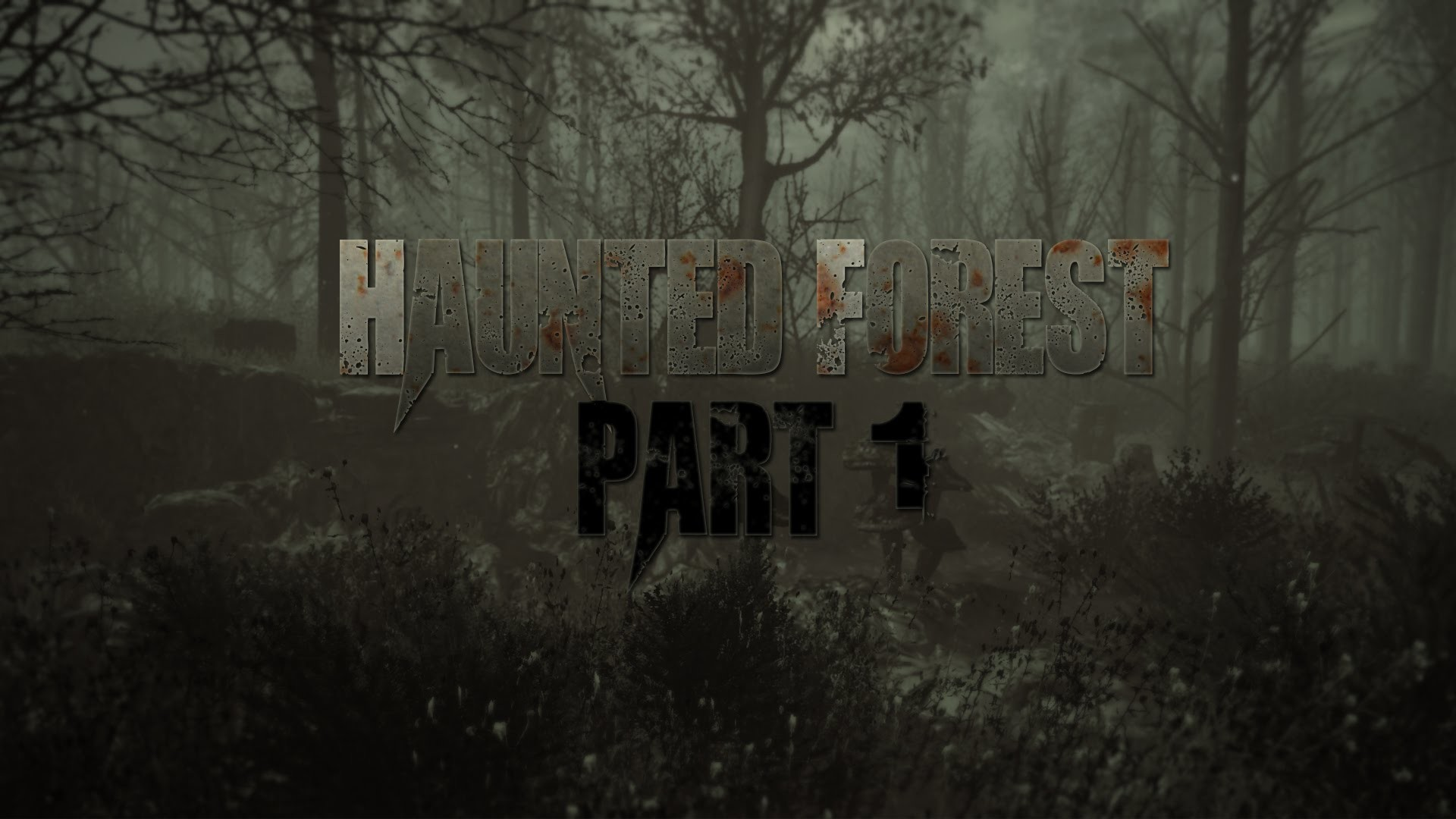 Res: 1920x1080, How to create Haunted Forest in Unity3D [Part 1/3]