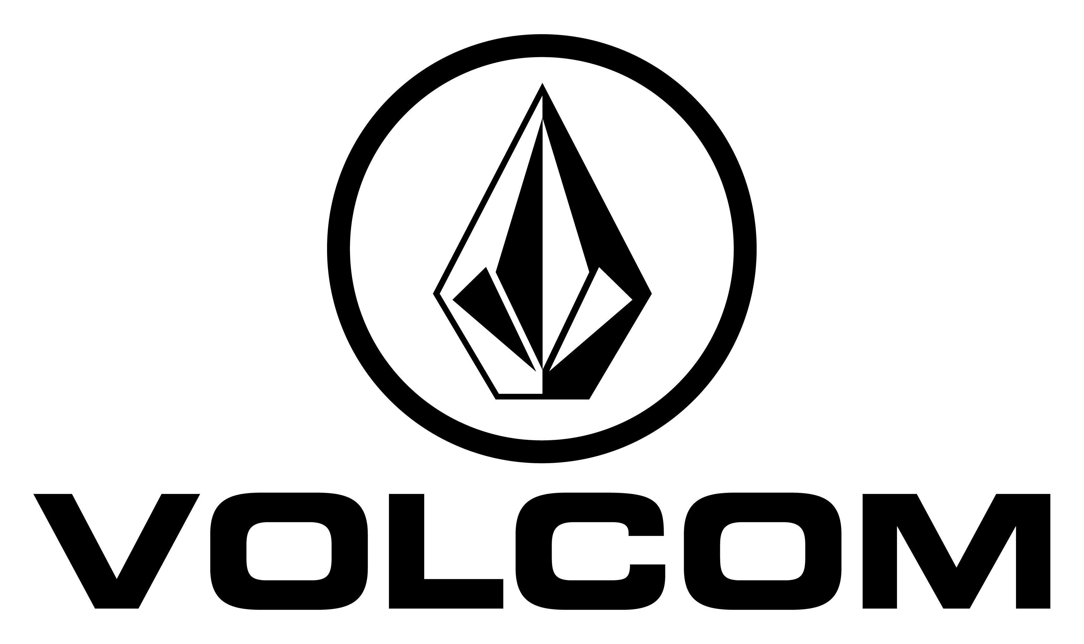 Res: 3543x2105, Wallpapers For > Volcom Logo Wallpaper
