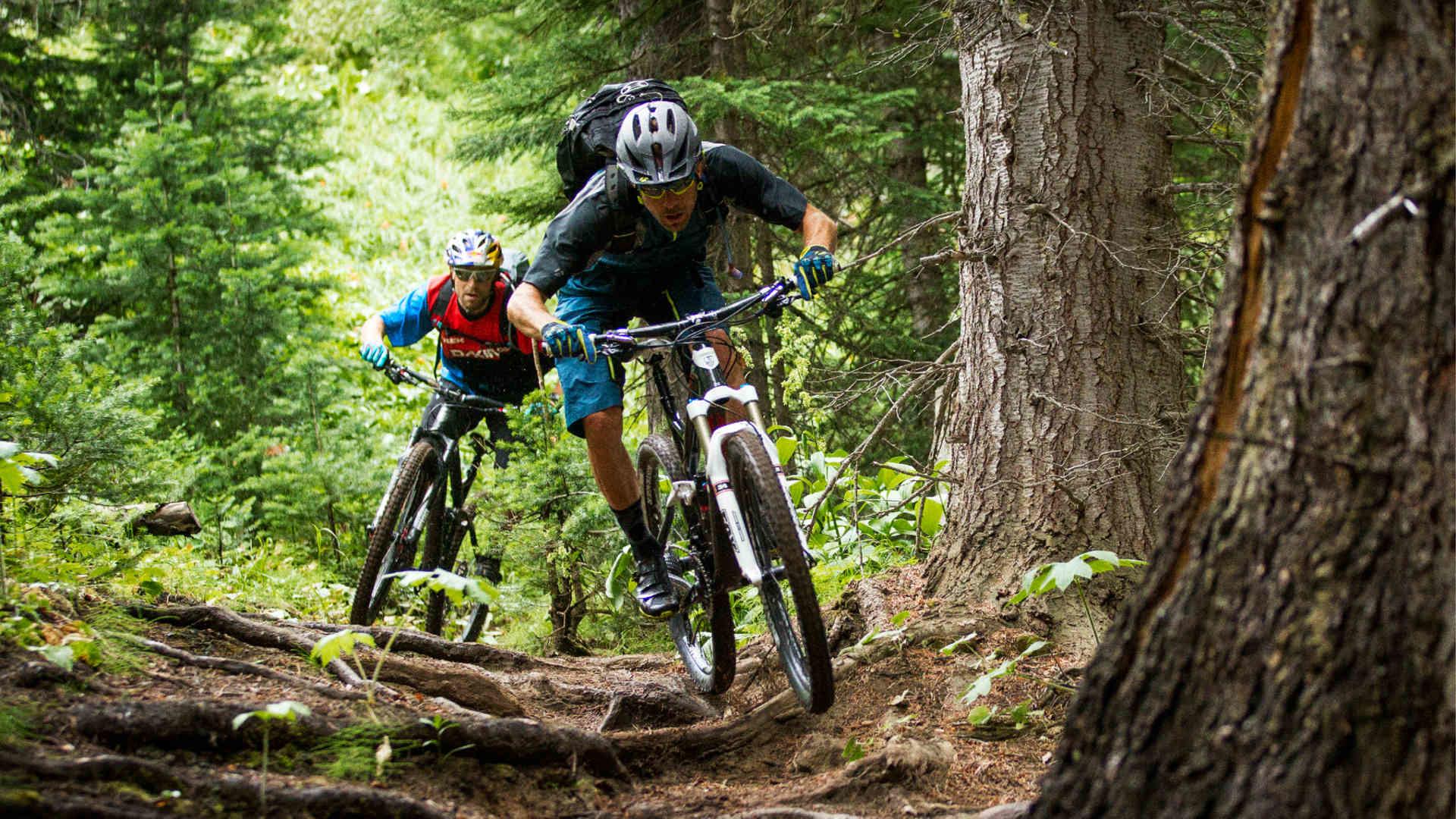 Res: 1920x1080, trekk-mountain-bikes