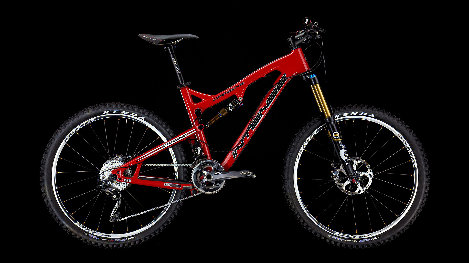 Res: 1920x1080, Intense Carbine is company's first carbon bike