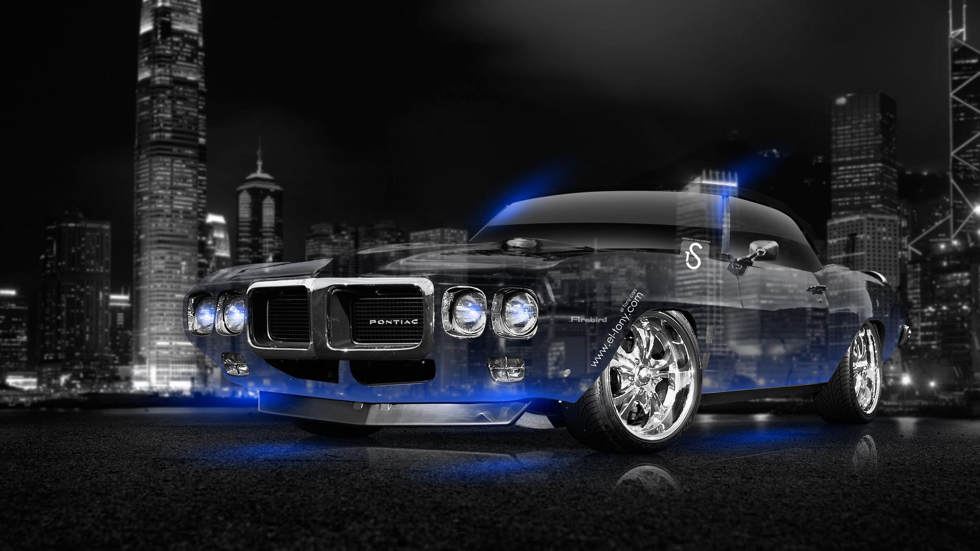 Res: 1920x1080, Pontiac-Firebird-Muscle-Retro-Crystal-City-Car-2014- ...