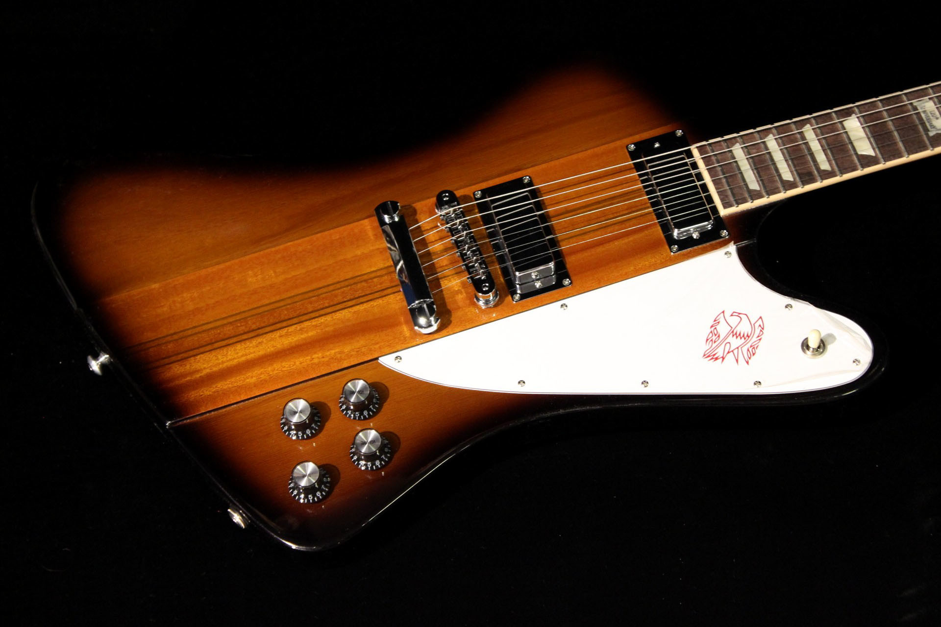 Res: 1920x1280, Gibson Firebird 01 1366 X 768 Hdtv Picture