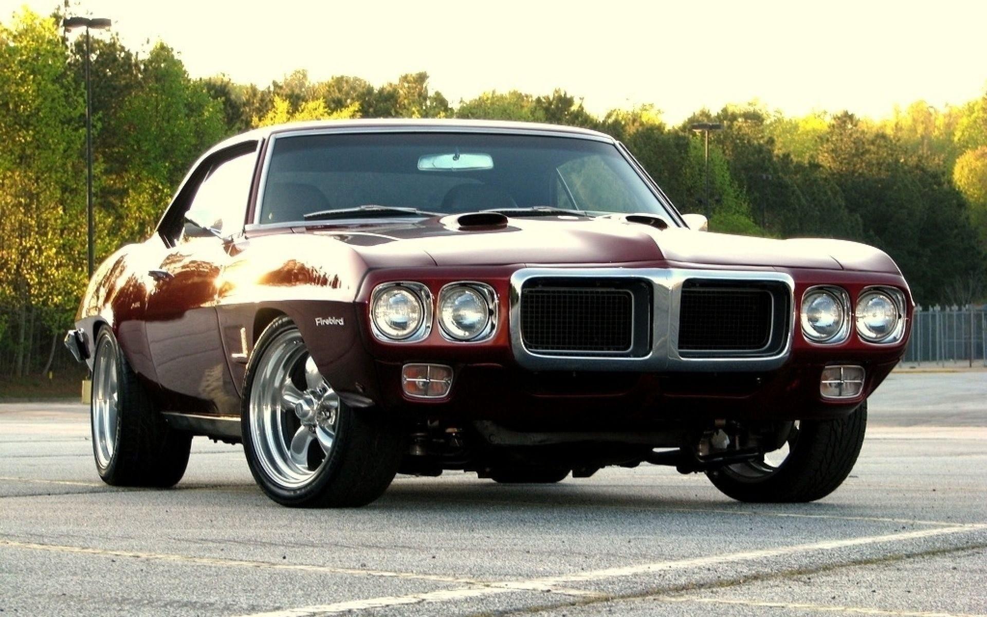 Res: 1920x1200, 1969 pontiac firebird cars muscle wallpaper