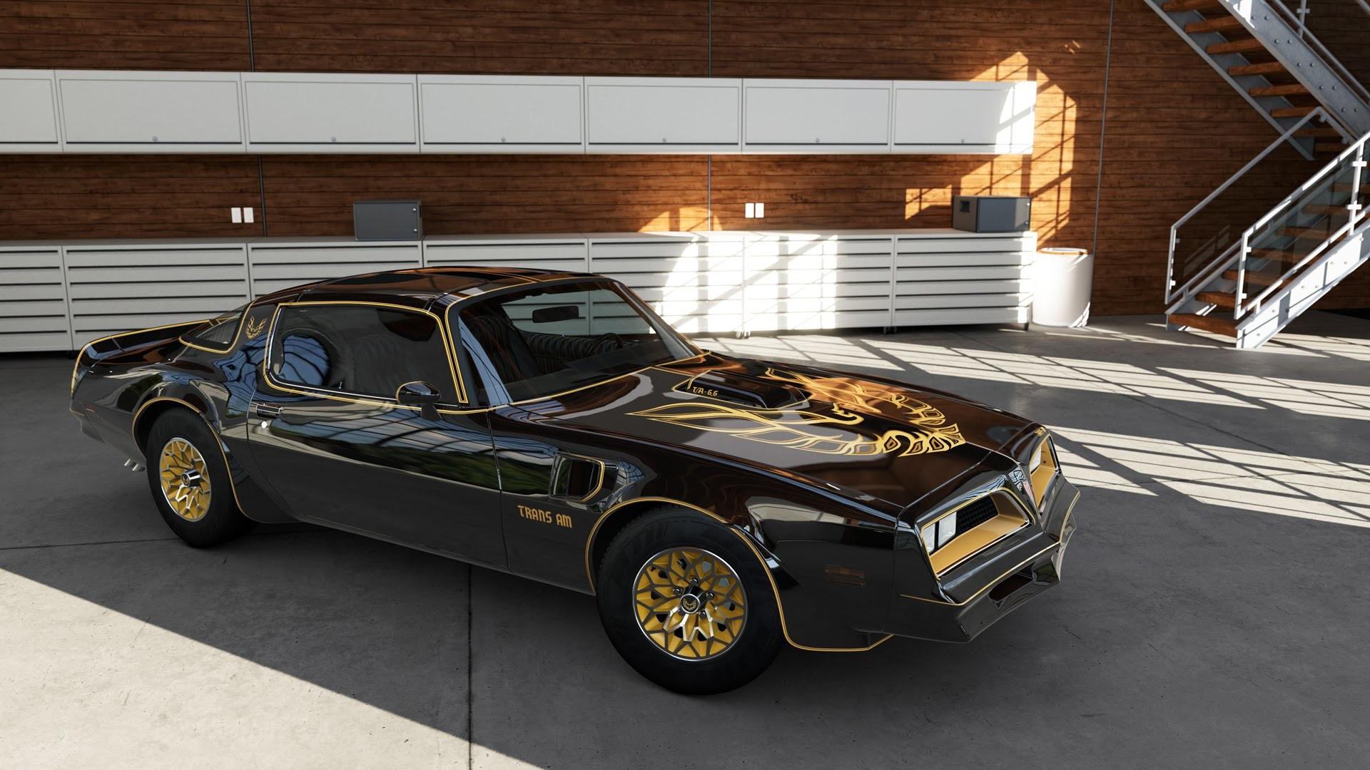 Res: 1920x1080, Forza 5 1977 Pontiac Firebird Trans Am at Road Atlanta Club (Autovista/Test  Drive)