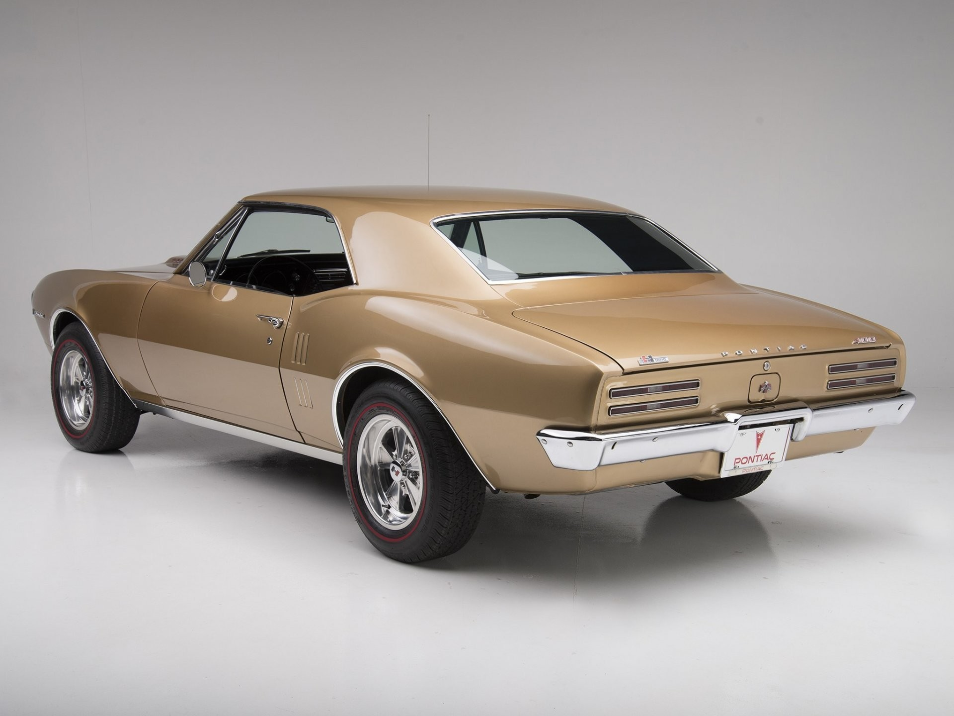 Res: 1920x1440, pontiac firebird 1967 muscle car rear