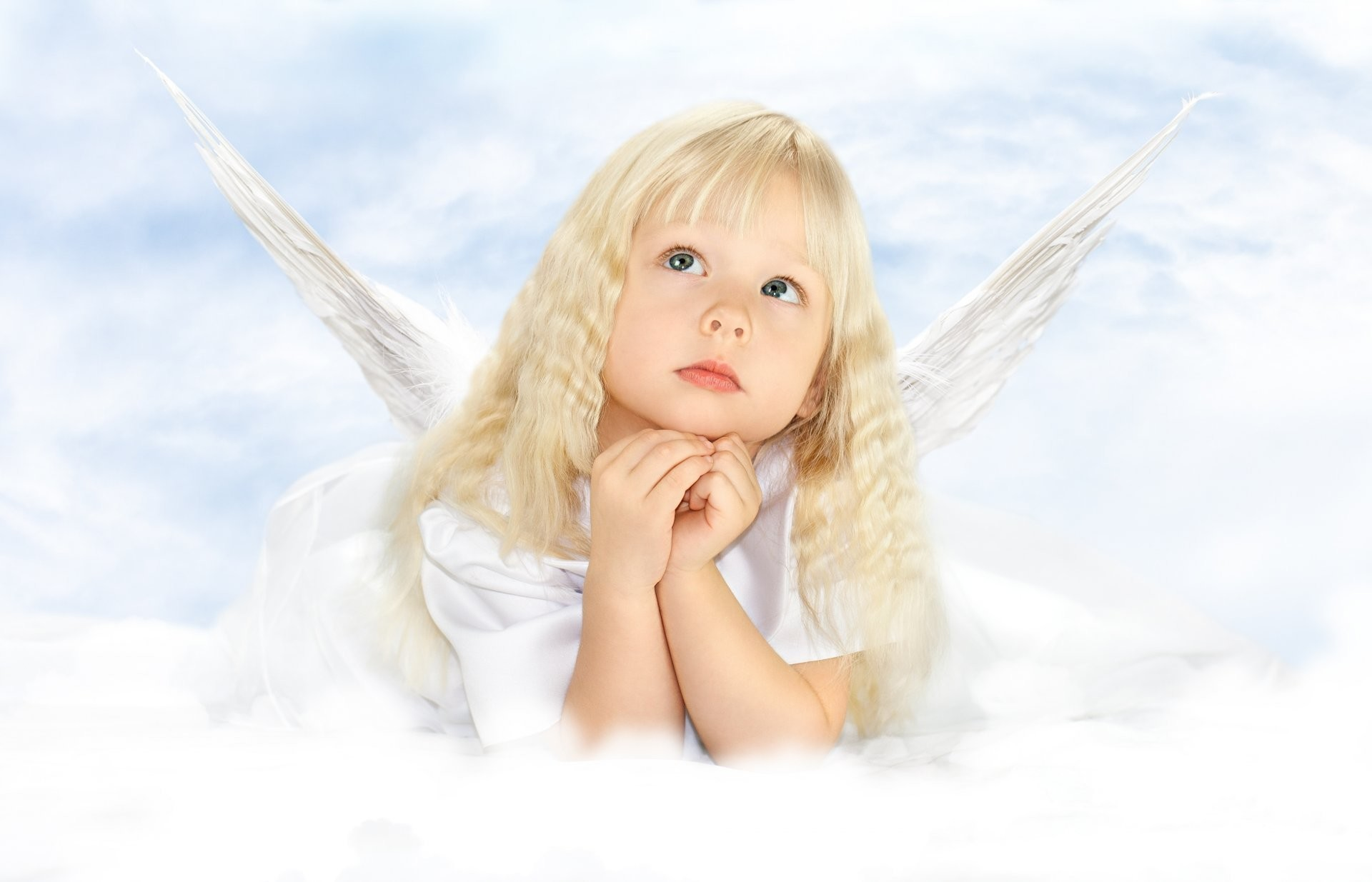Res: 1920x1235, beautiful little girl child angel wings girl childhood