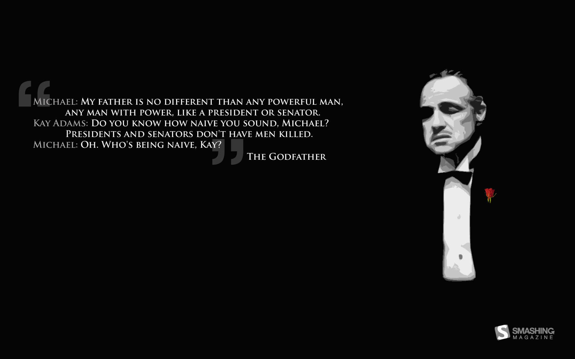 Res: 1920x1200, Filme - The Godfather Wallpaper