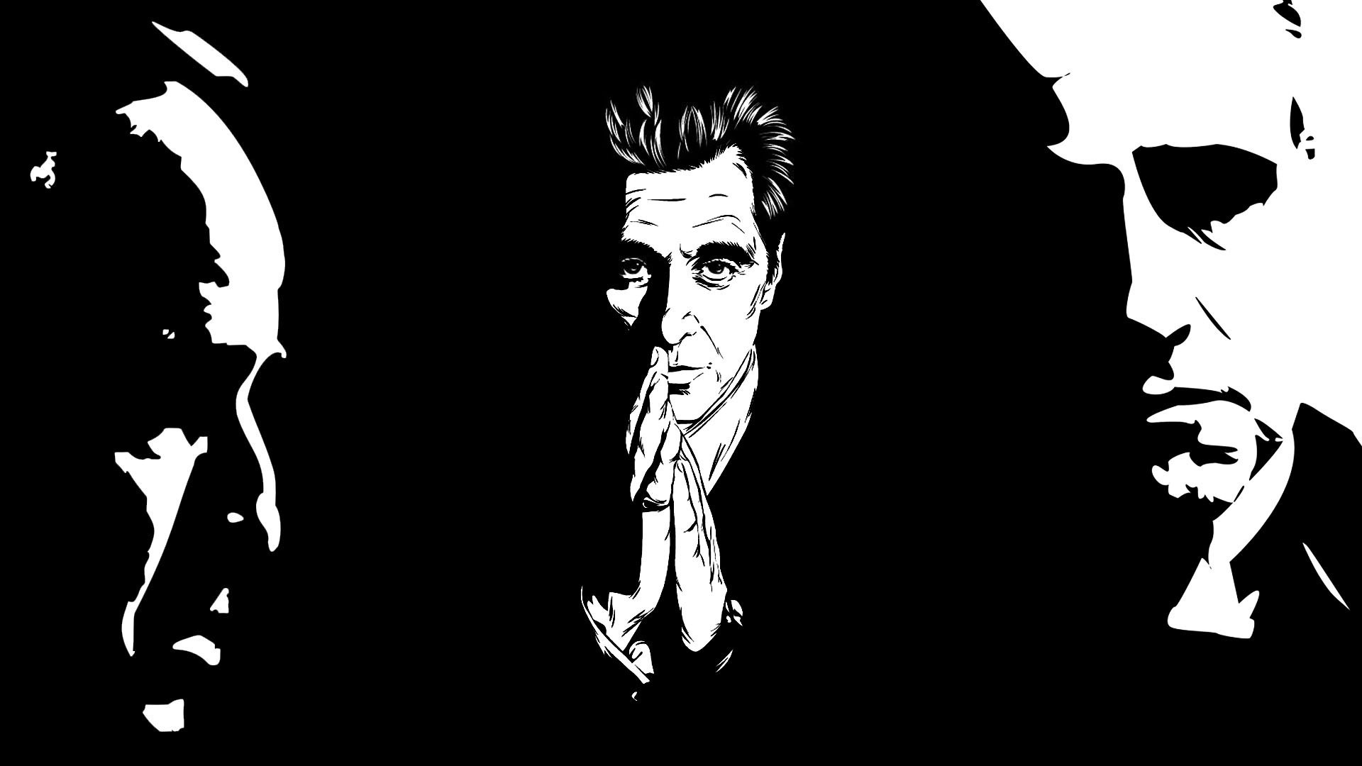 Res: 1920x1080, The Godfather Wallpaper