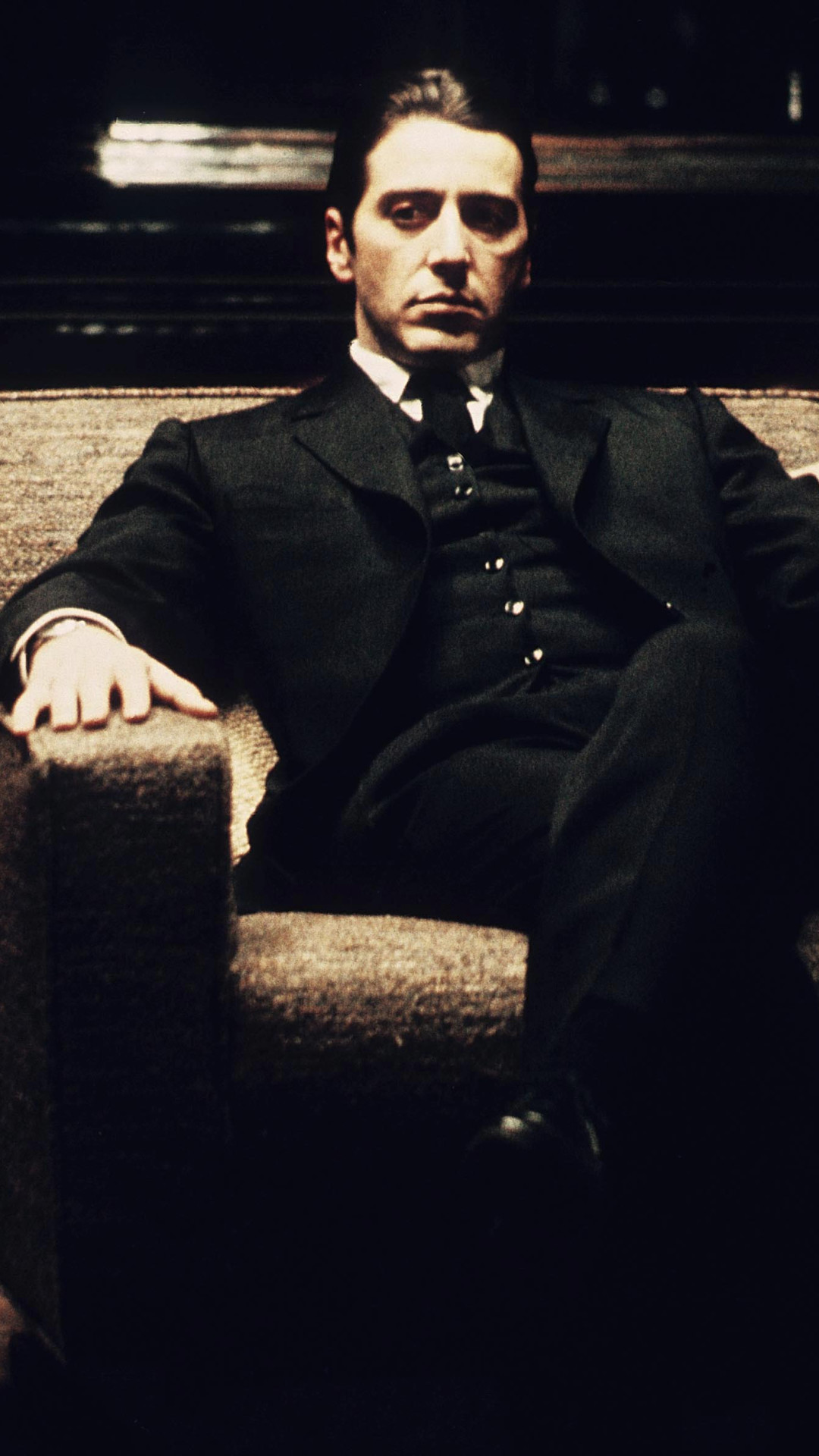 Res: 1080x1920, Movie / The Godfather: Part II () Mobile Wallpaper
