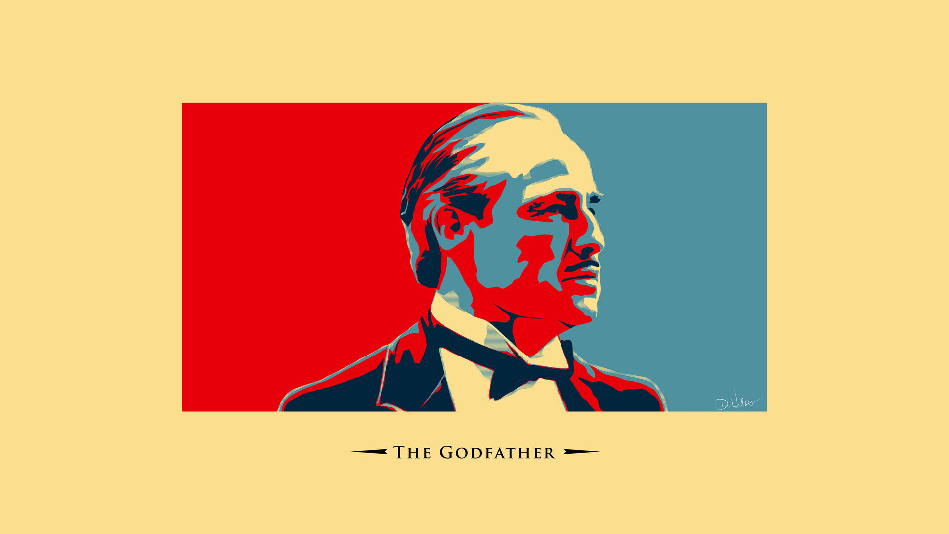 Res: 1920x1080, Movie - The Godfather Wallpaper