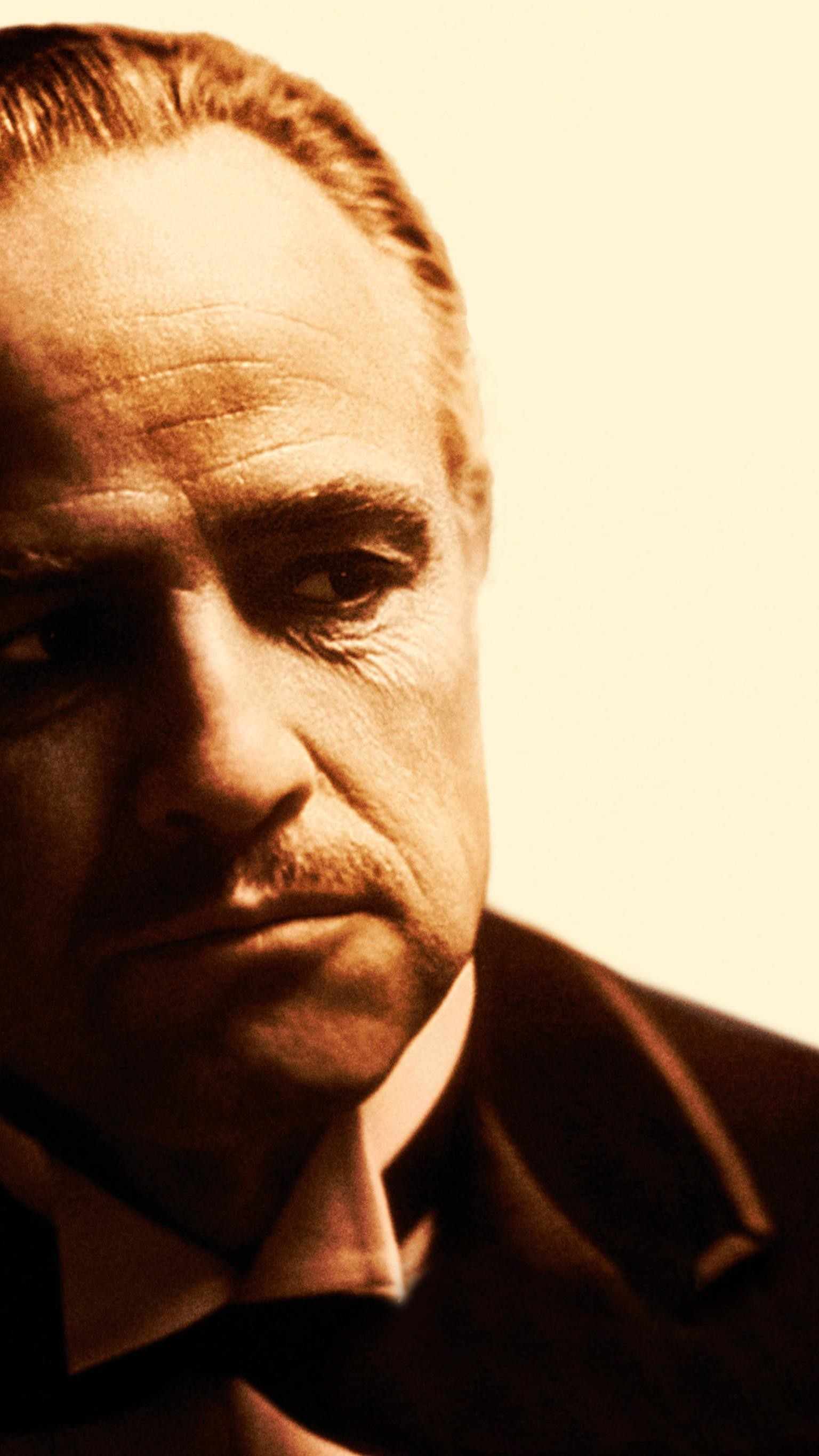 """Res: 1536x2732, Wallpaper for """"The Godfather"""" ..."""