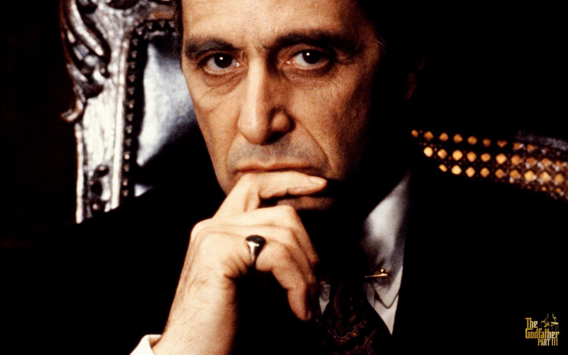 Res: 1920x1200, The Godfather Part III Mafia Classic Al Pacino wallpaper       391151   WallpaperUP