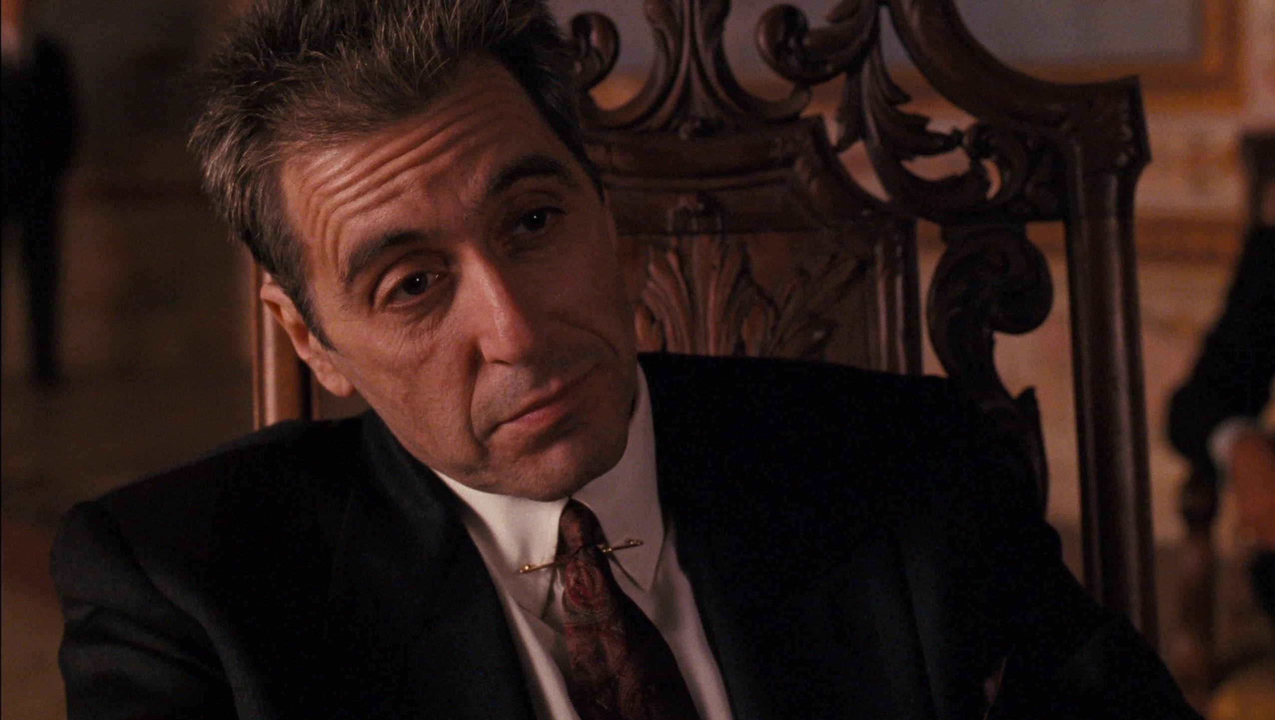 """Res: 2552x1442, Wallpaper for """"The Godfather: Part III"""" ..."""