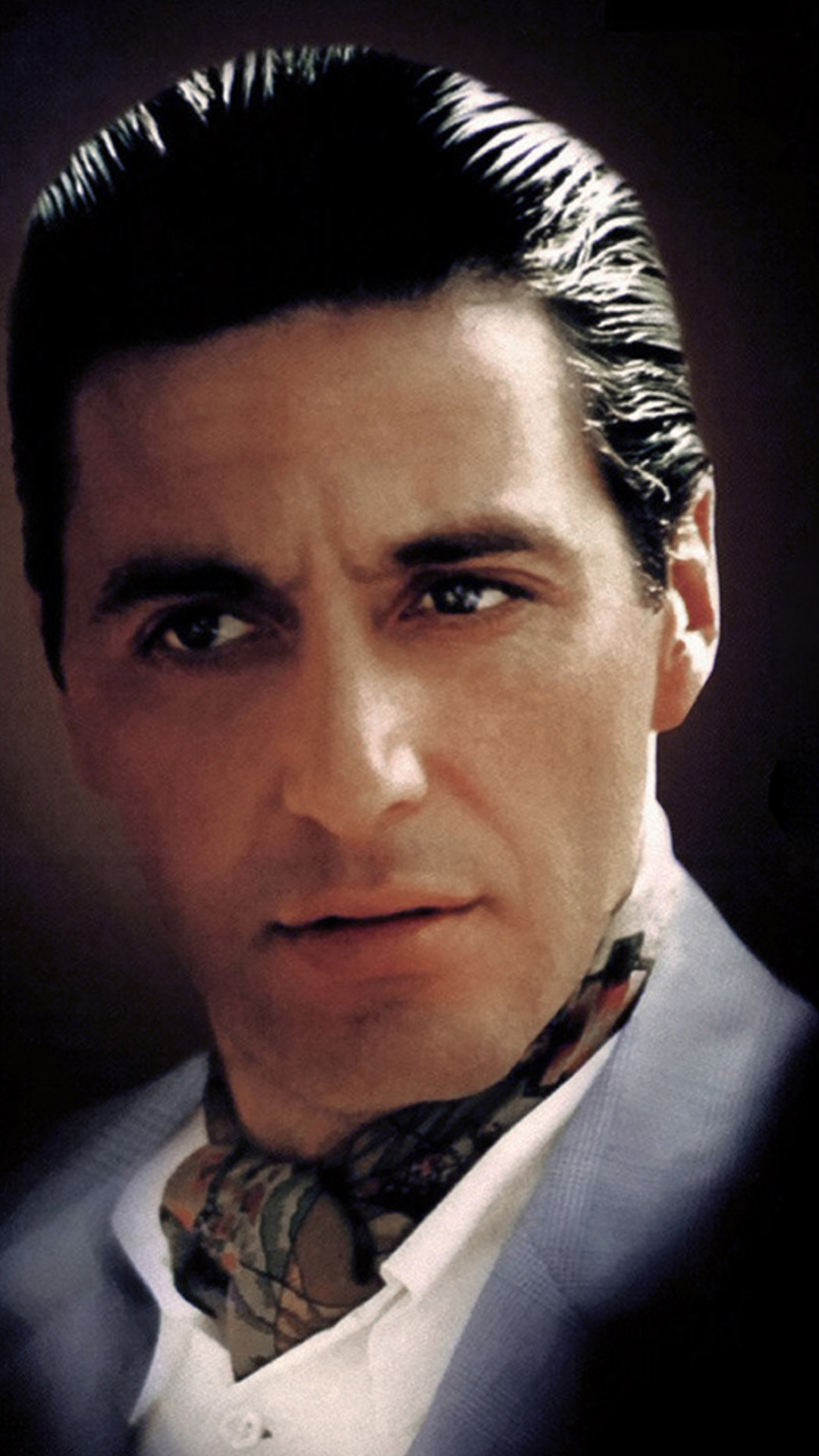 Res: 1080x1920, The Godfather Micheal Corleone Sony Xperia Z2 Wallpapers