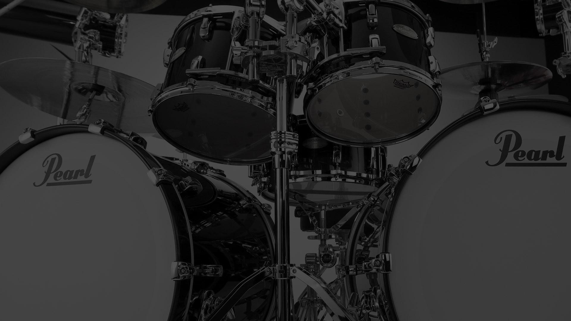 Res: 1920x1080, Pearl Drums