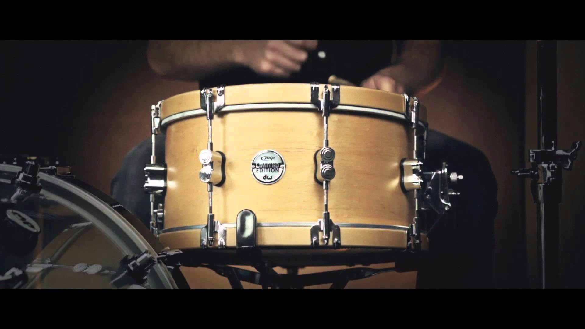 Res: 1920x1080, PDP 14x7 Maple Ltd Edition Wood Hoop Snare Drum