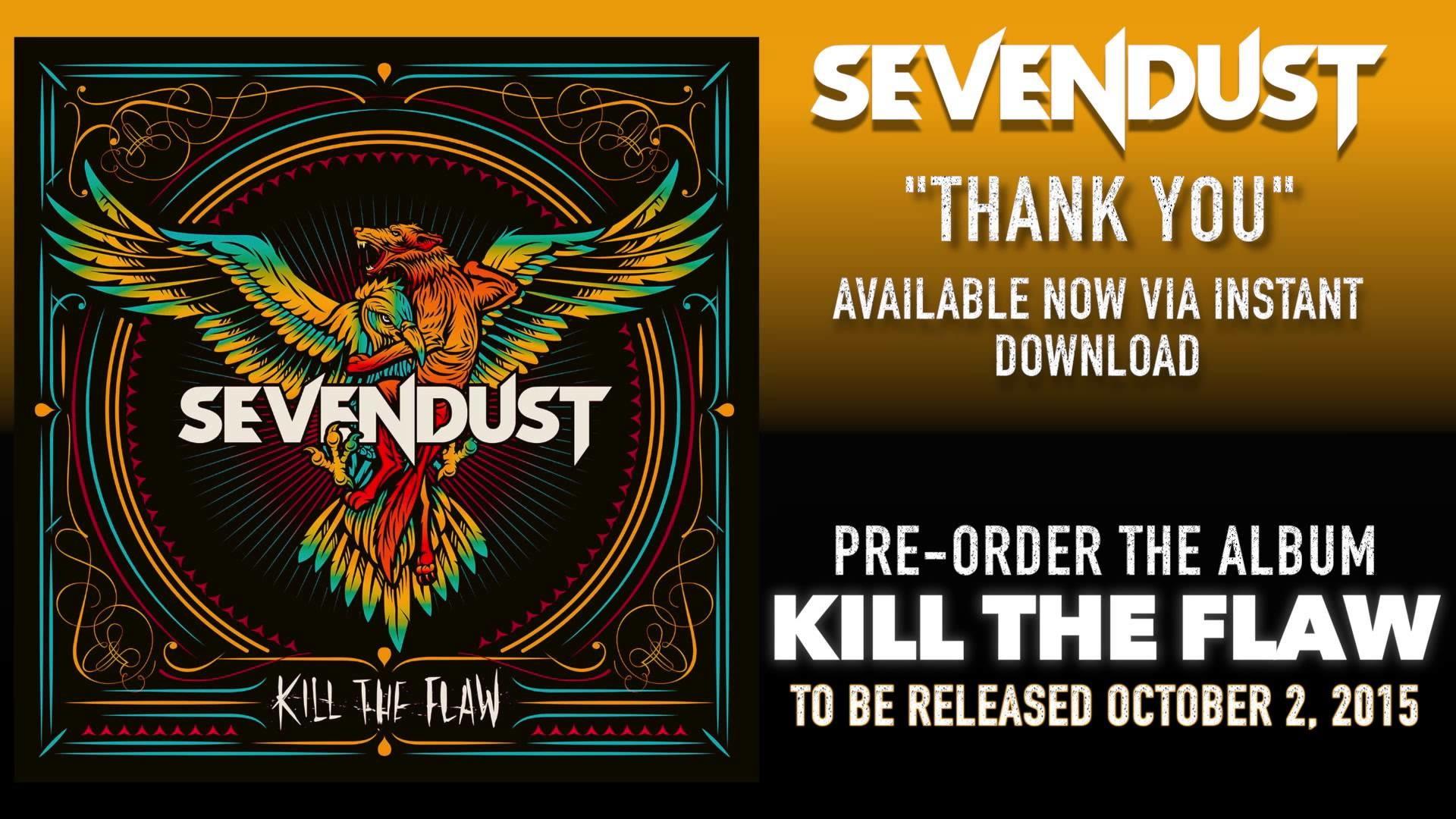 Res: 1920x1080, Sevendust reveal new album 'Kill the Flaw,'