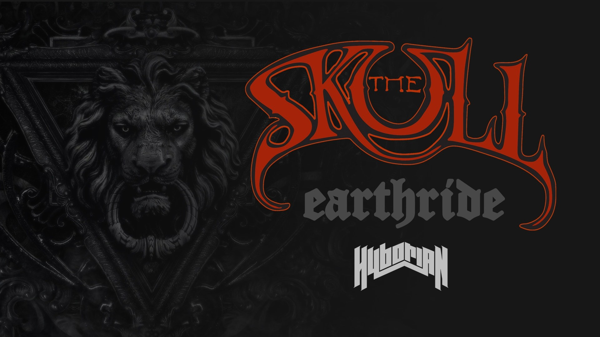 Res: 1920x1080, The Skull, Earthride, Hyborian, & Ether Feather – Tickets – Resident – Los  Angeles, CA – June 13th, 2018 | Resident