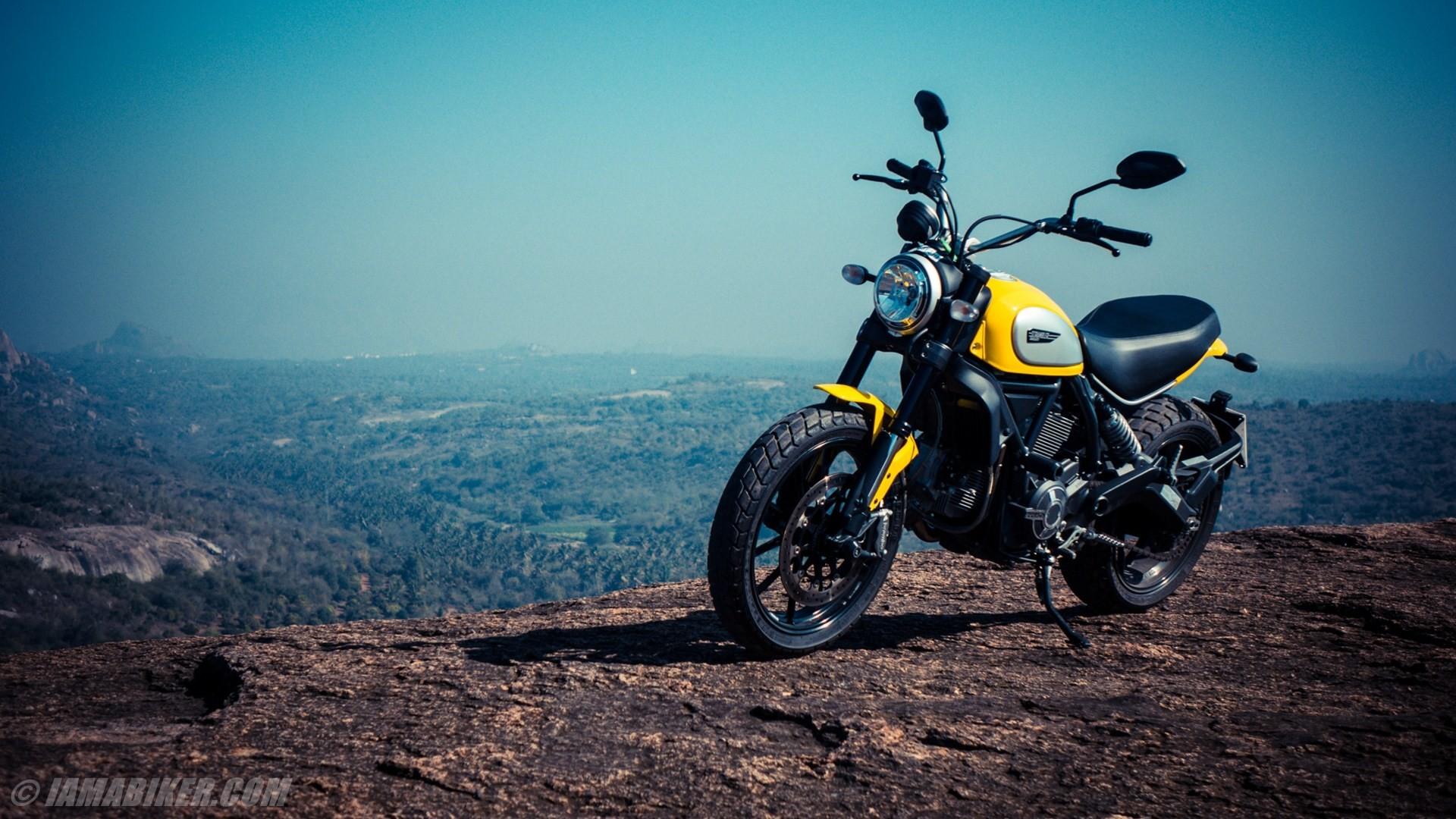 Res: 1920x1080, Ducati Scrambler HD wallpaper