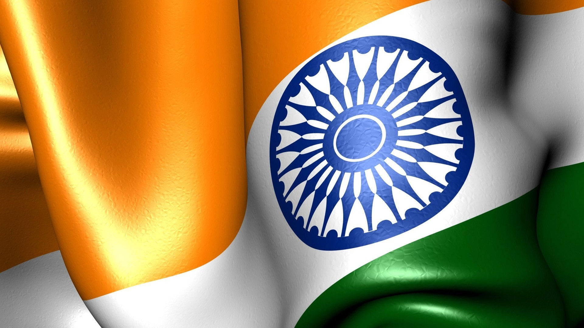Res: 1920x1080, Beautiful Indian Flag HD Wallpaper